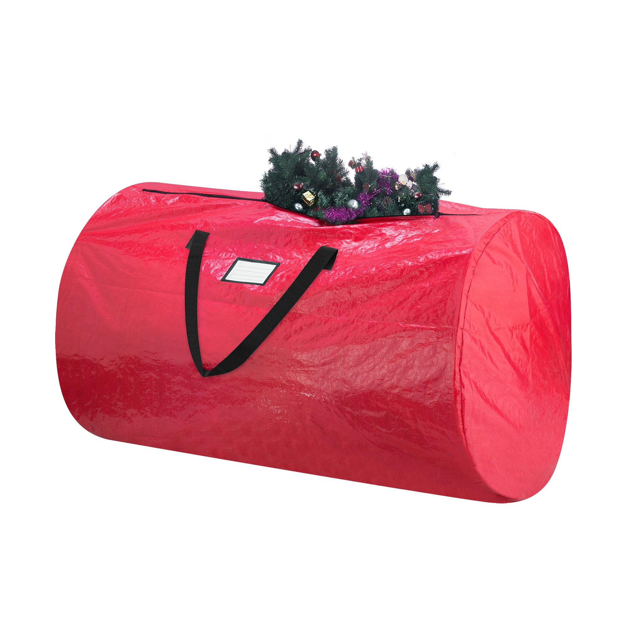Storage bags for christmas trees - Elf Stor Deluxe Christmas Tree Storage Bag And Canvas Wreath Bag