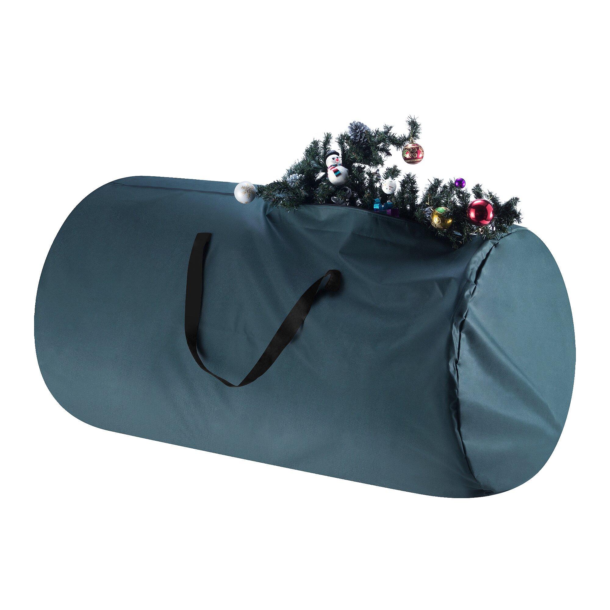 Storage bags for christmas trees - Elf Stor Canvas Christmas Tree Storage Bag