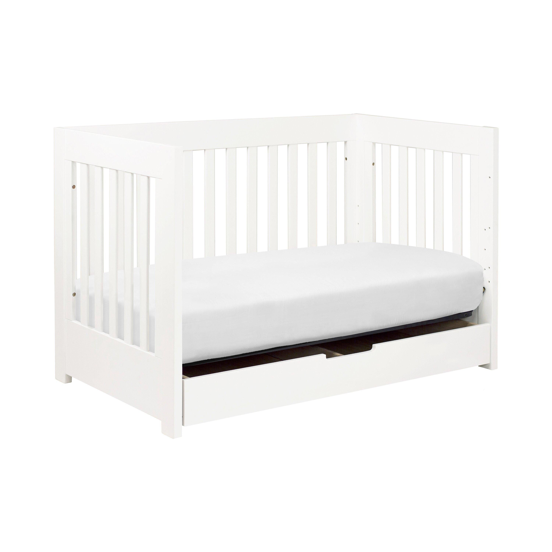 Baby crib mattress frame - Babyletto Mercer 3in1 Convertible Crib