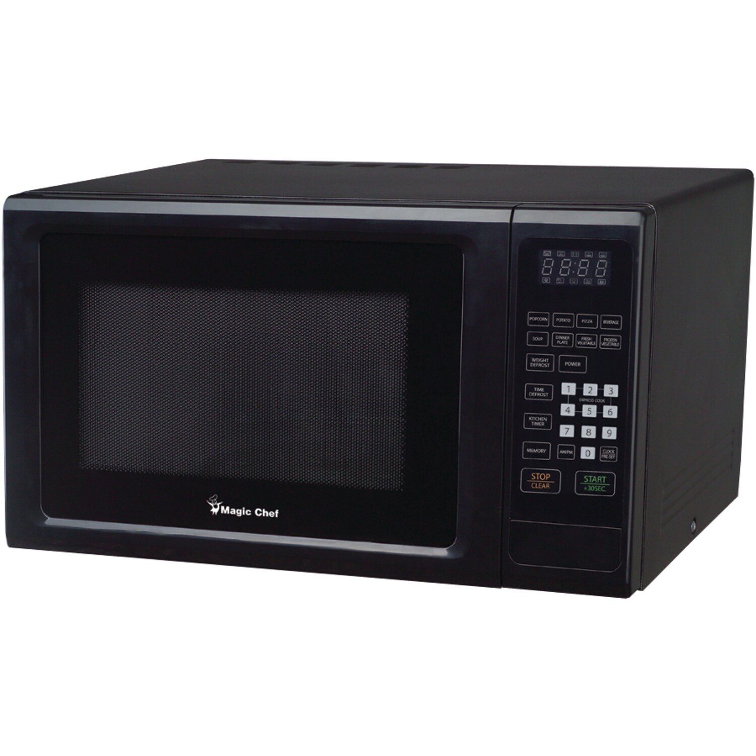 First Countertop Microwave : ... Chef 1.1 cu. ft. 1000W Countertop Microwave & Reviews Wayfair.ca