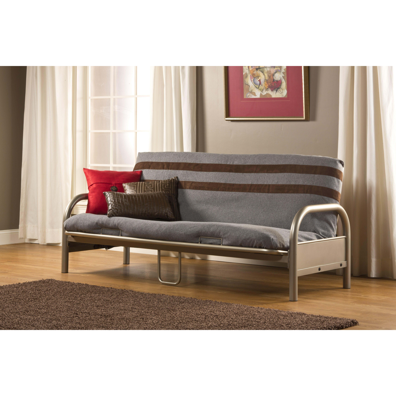 hillsdale furniture metal futon frame