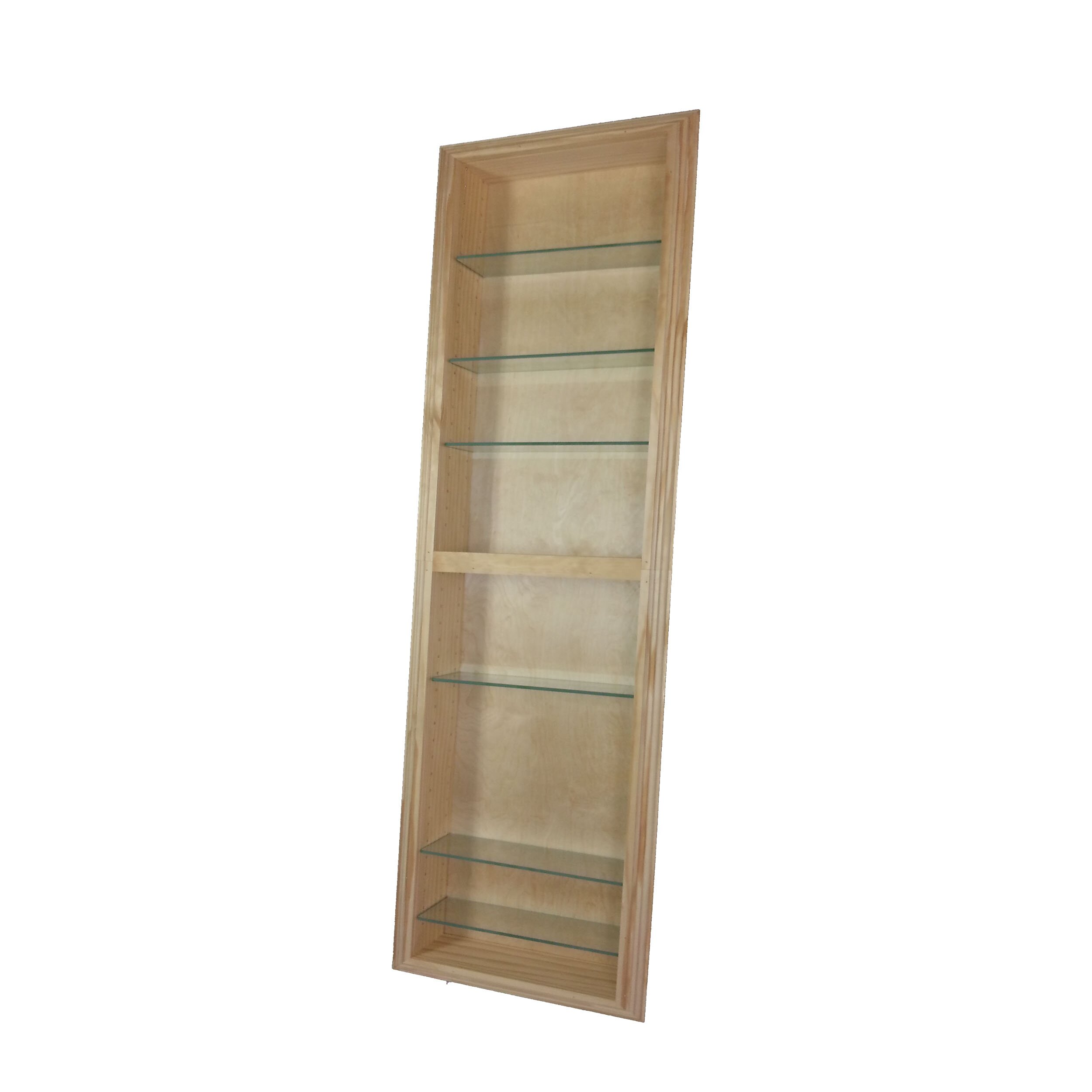wg wood products christopher  x  recessed medicine cabinet  - wg wood products christopher quot x quot recessed medicine cabinet