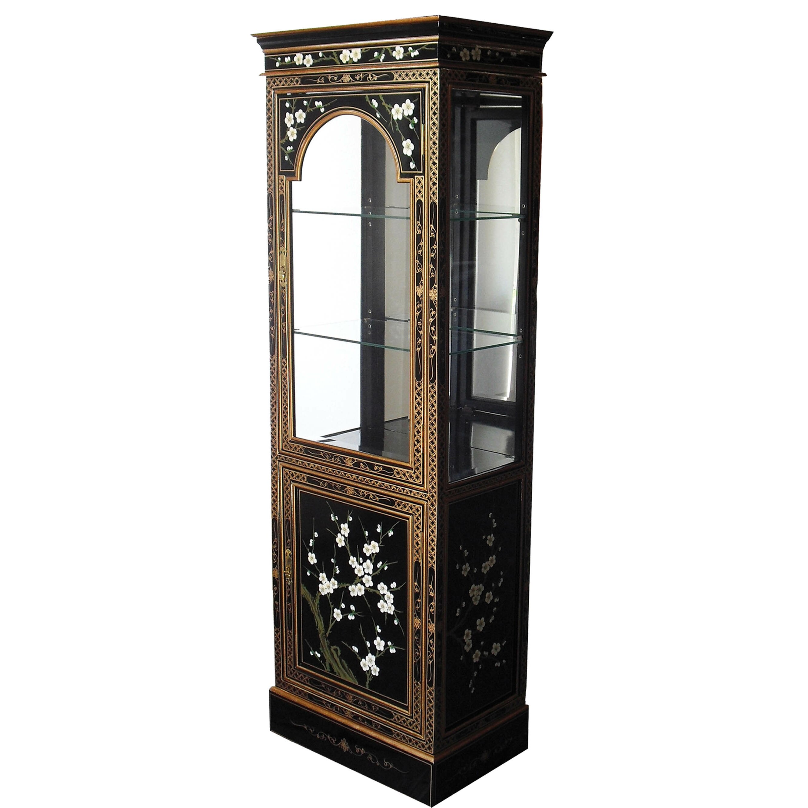 Grand international decor display cabinet for Grand international decor