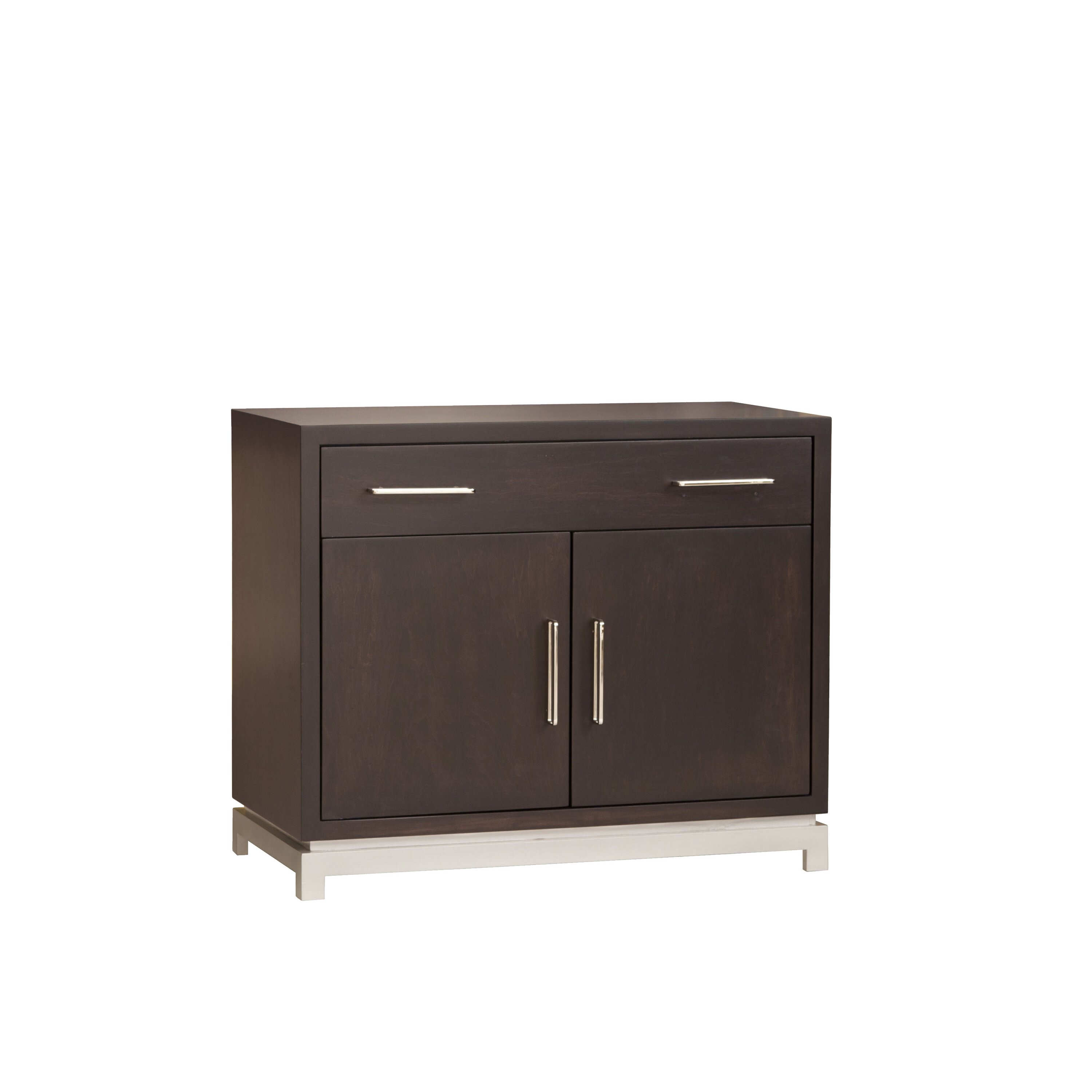 Urbangreen classic contemporary 1 drawer nightstand for Classic contemporary furniture
