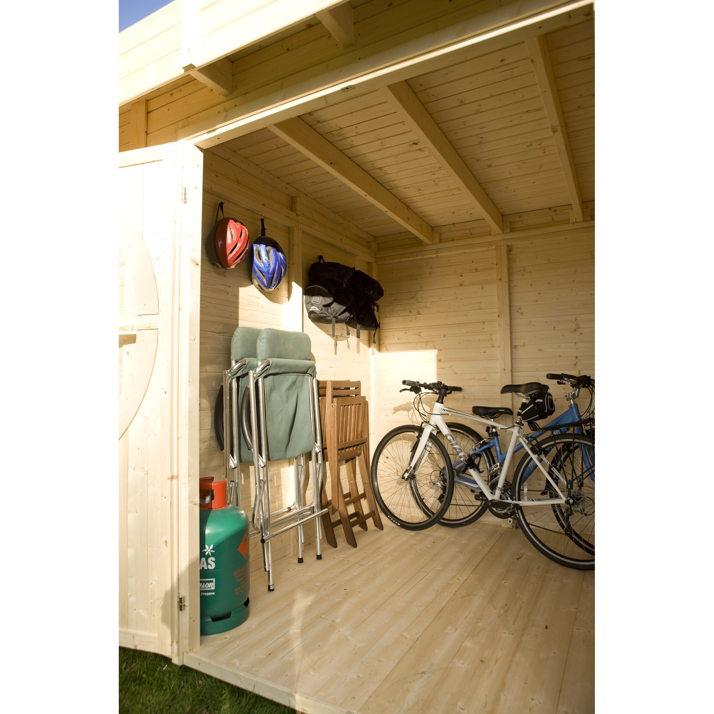 Rowlinson Connor 17 X 8 Log Cabin Wayfair.co.uk. Full resolution  pic, nominally Width 2362 Height 2362 pixels, pic with #A68125.