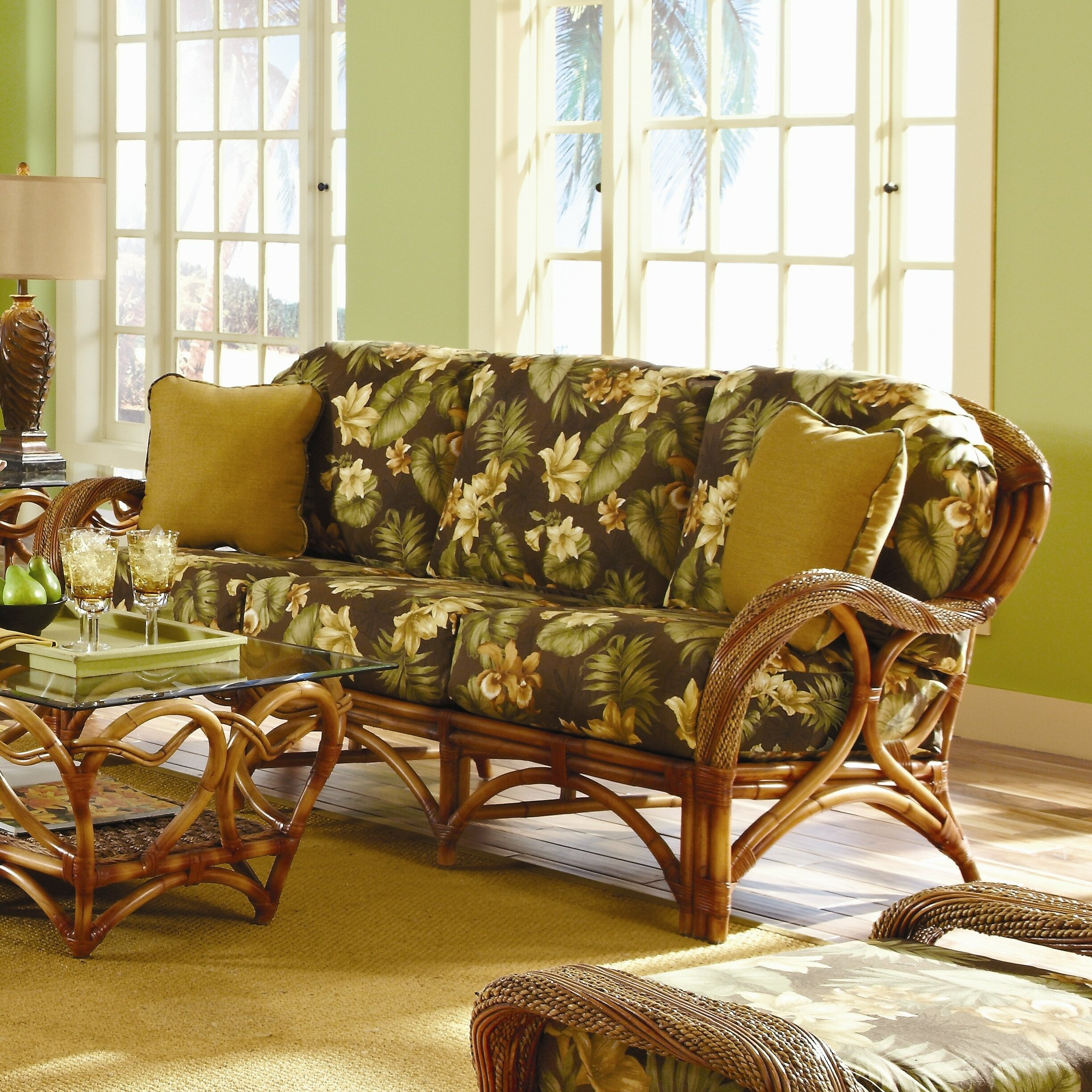 The Bay Living Room Furniture Spice Islands Caneel Bay Living Room Set Wayfair