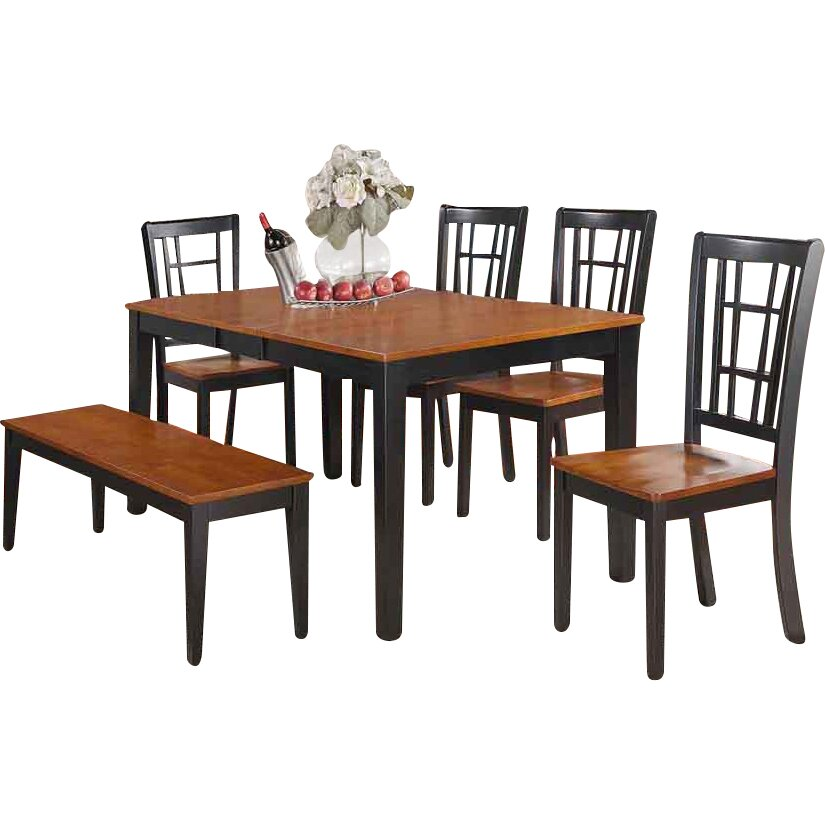 East West Furniture Dining Tables On Hayneedle By