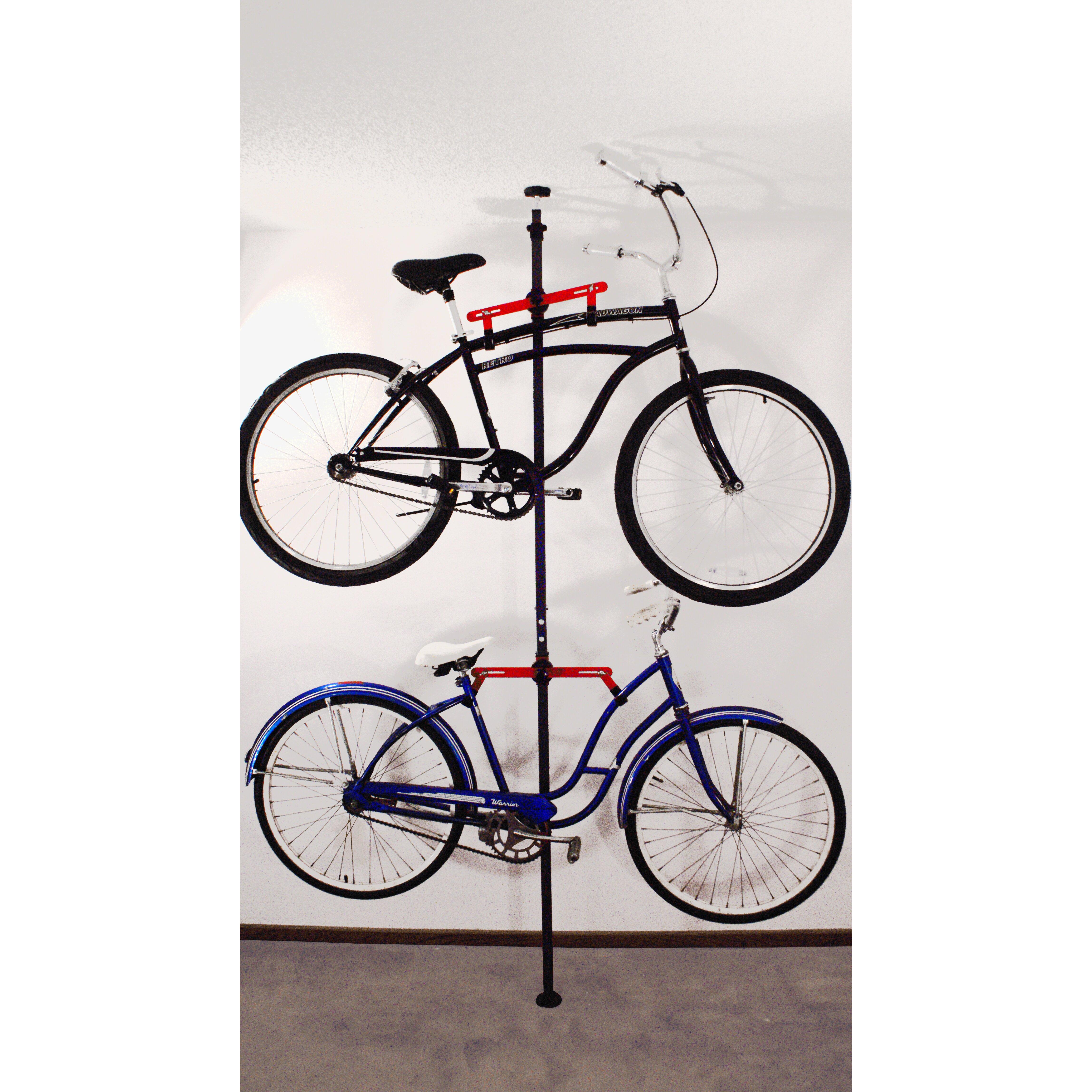 gear up inc platinum series 2 bike floor to ceiling. Black Bedroom Furniture Sets. Home Design Ideas