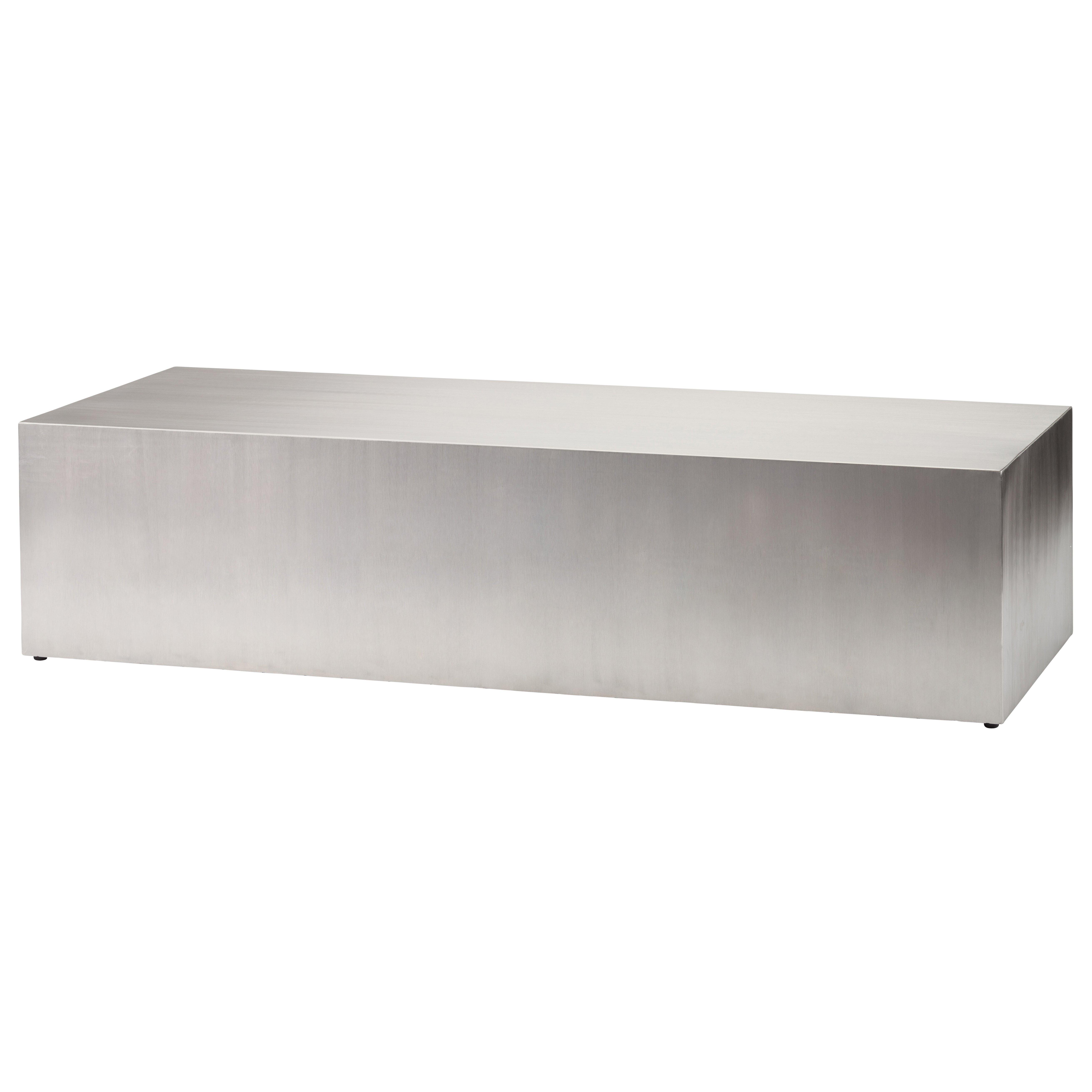 Airplane Wing Coffee Table Modern Metal Coffee Tables Allmodern