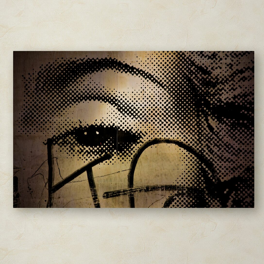 Trademark Art quotMadonna Eye Pop Artquot by Yale Gurney  : Trademark Fine Art Madonna Eye Pop Art by Yale Gurney Photographic Print on Wrapped Canvas from www.wayfair.com size 1087 x 1087 jpeg 268kB