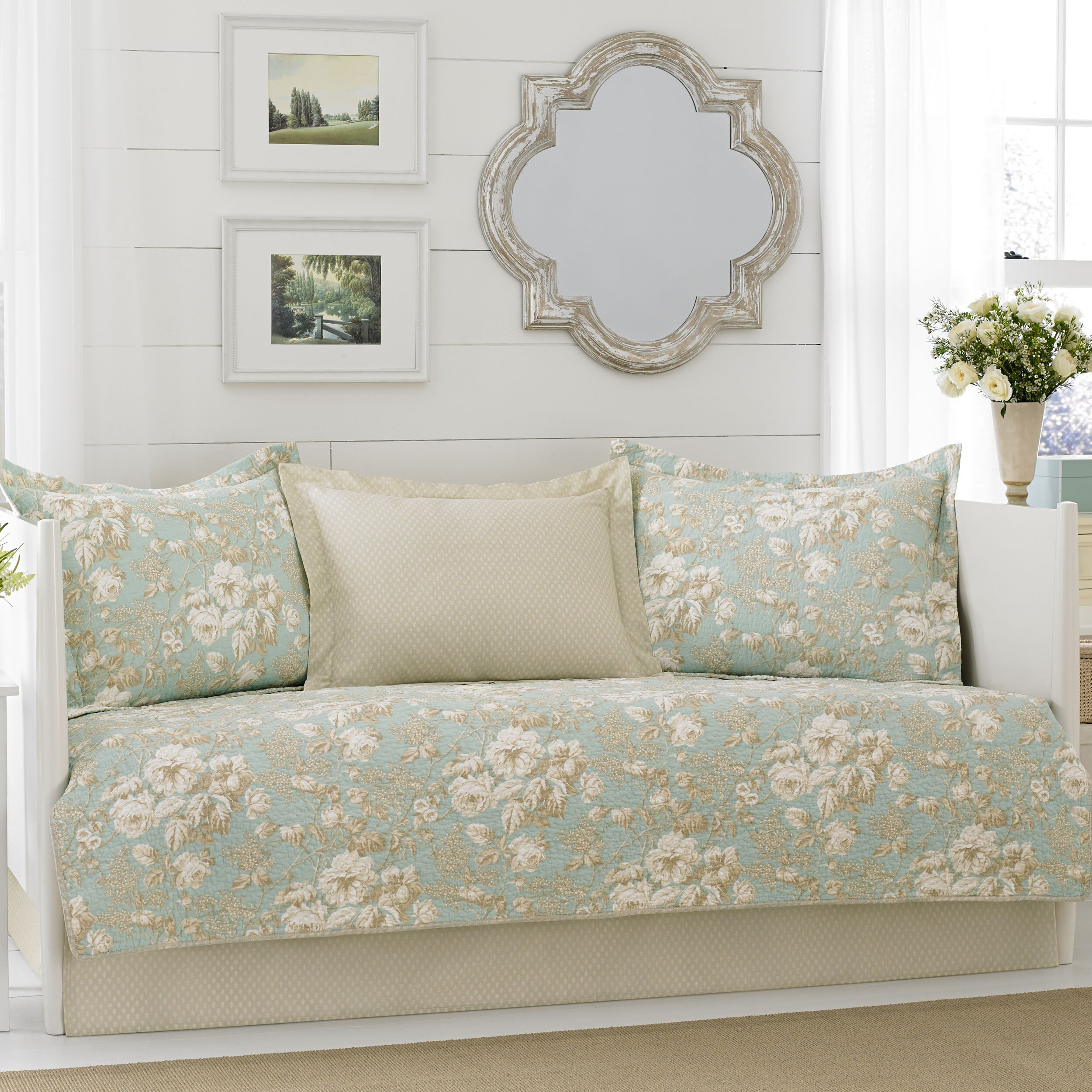 Laura Ashley Home Brompton 5 Piece Daybed Set Amp Reviews