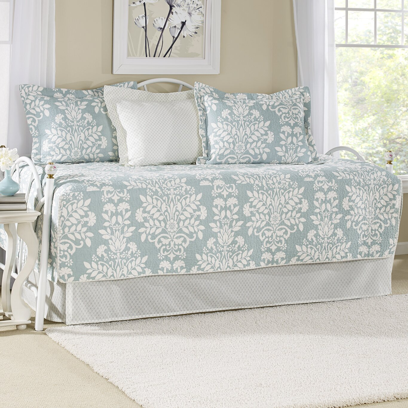 Laura Ashley Bedrooms Idea Daybed Bedding Sets Youll Love Wayfair