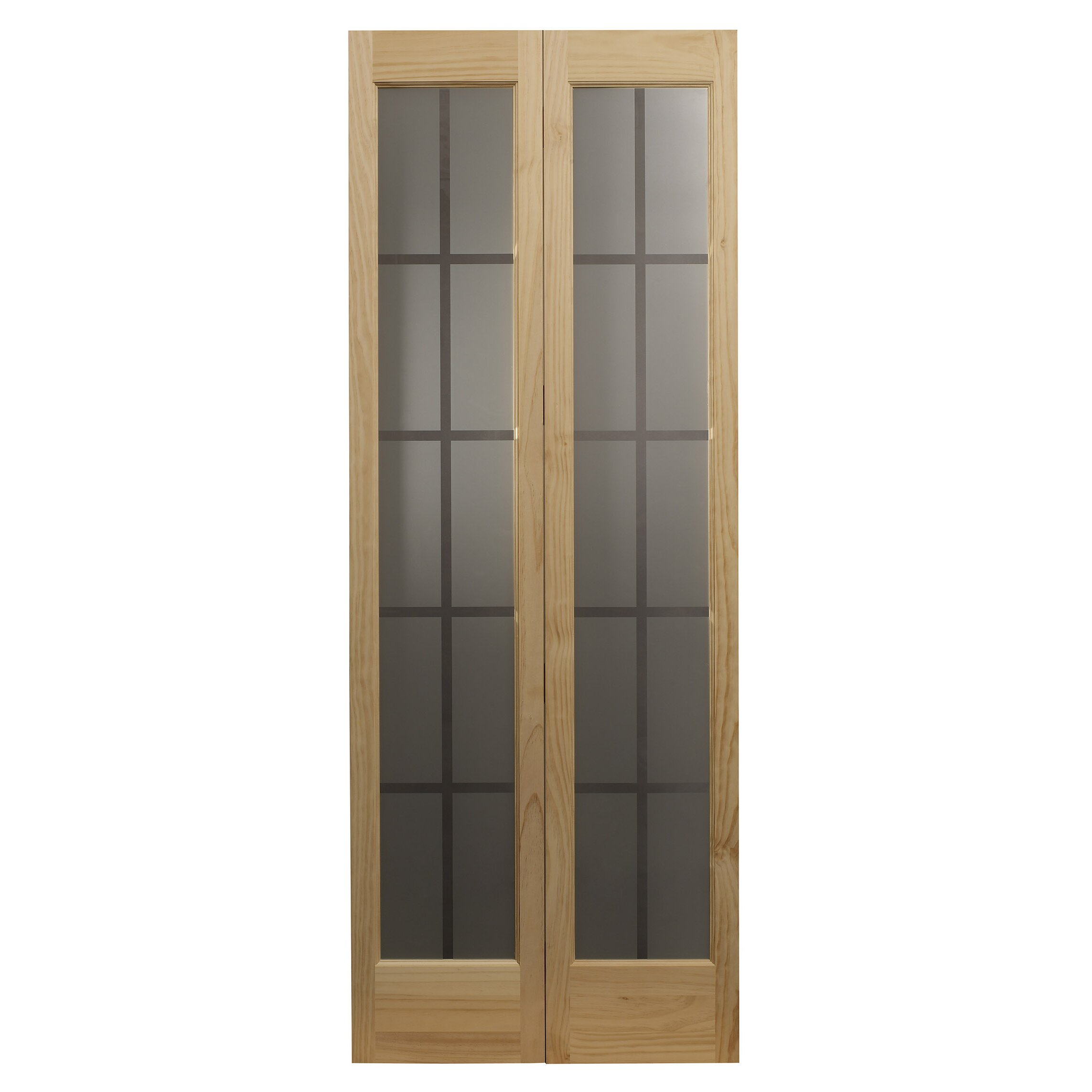 Bifold Kitchen Cabinet Doors Ltl Bi Fold Doors Bi Fold Interior Door Reviews Wayfair