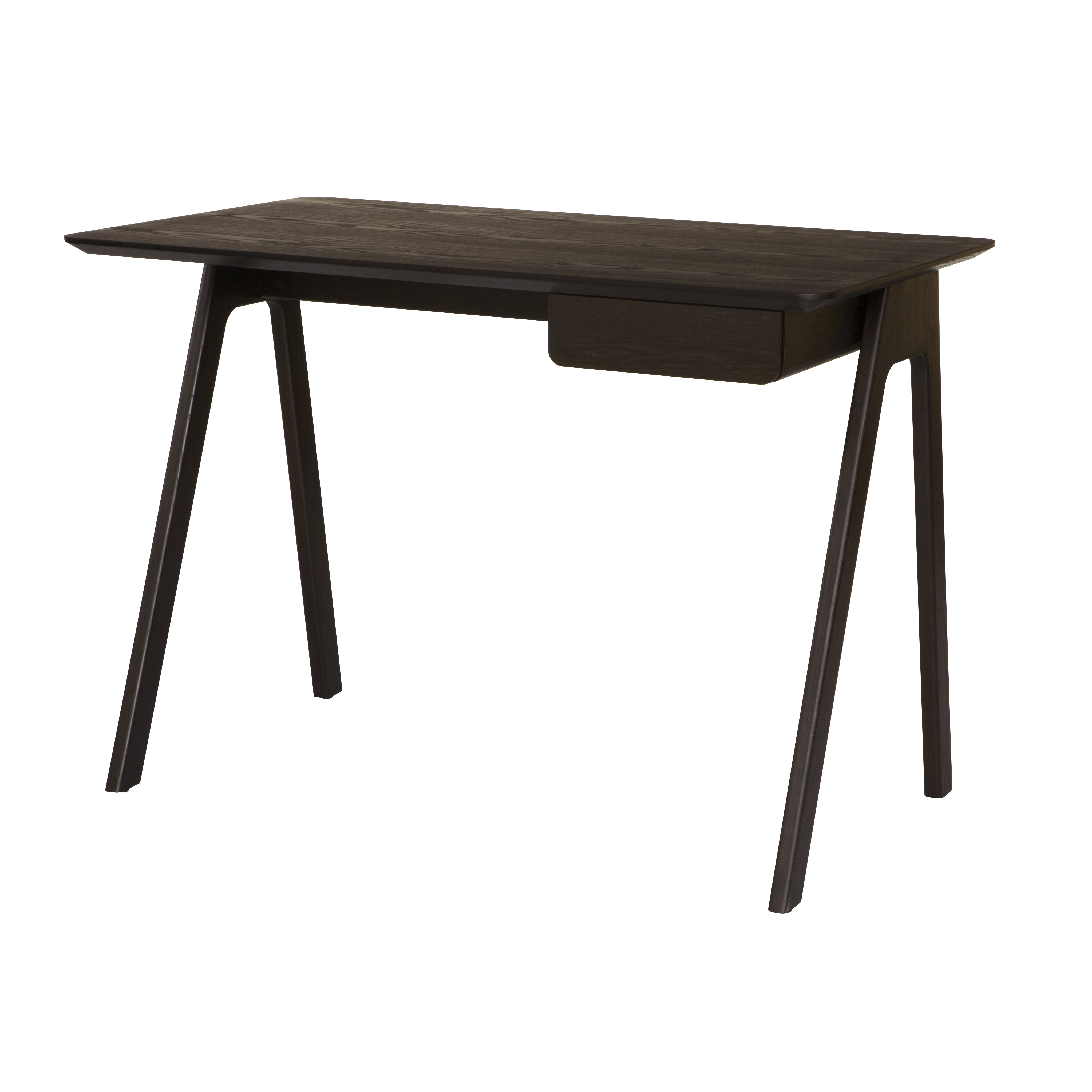 Stash Writing Desk in Graphite & Reviews | AllModern - Blu Dot Stash Writing Desk in Graphite