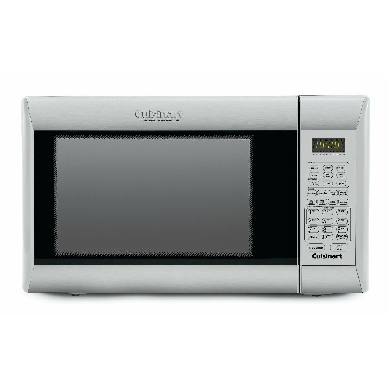 Countertop Microwave 2 Cu Ft : Cuisinart 21.2