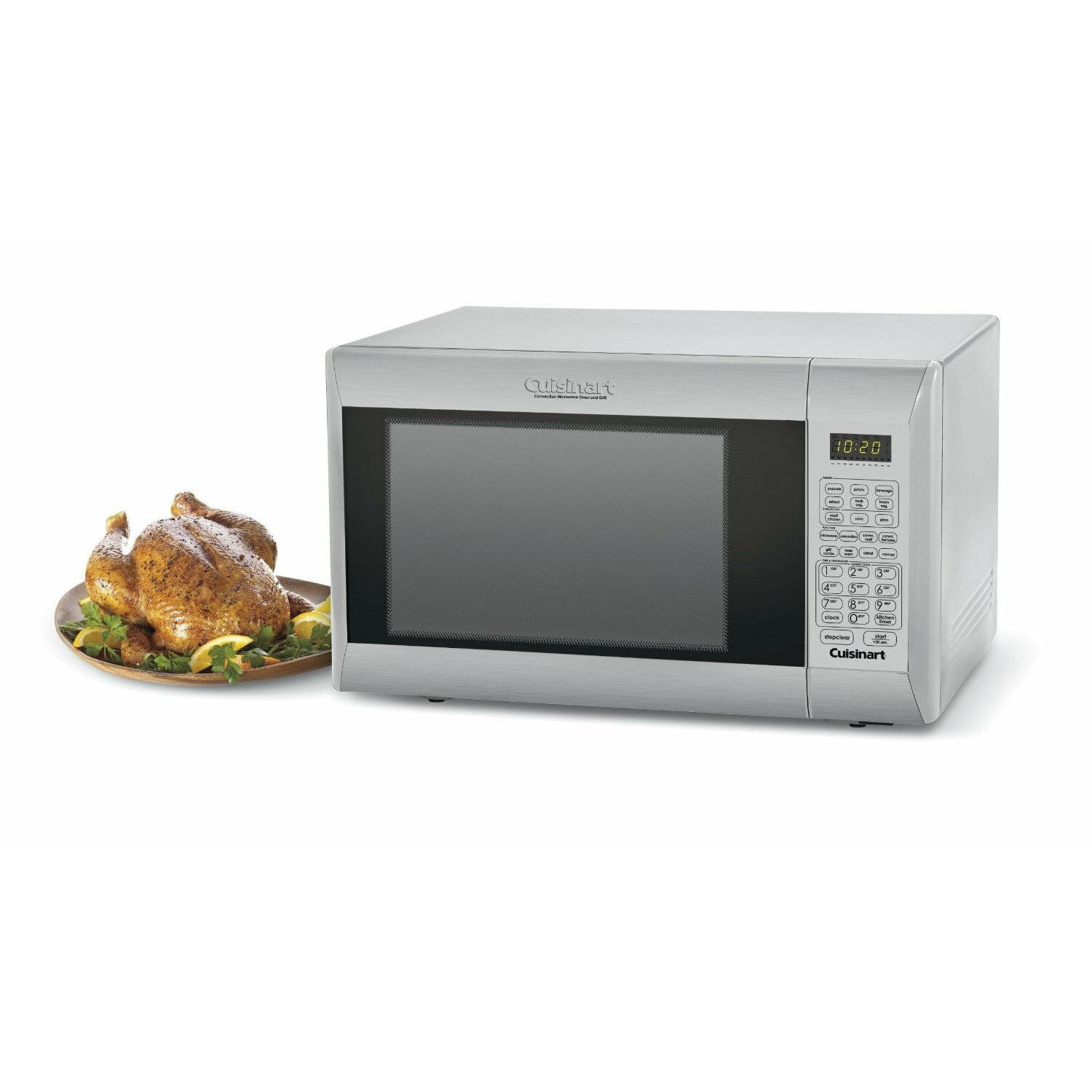 Countertop Microwave Reviews : Cuisinart 21.2