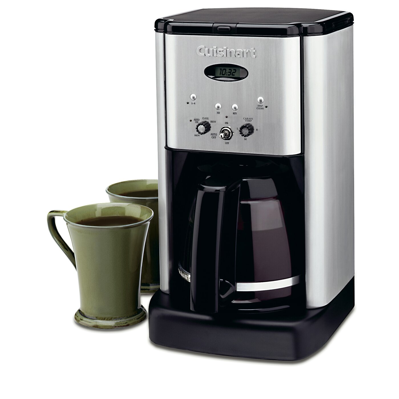 Black and decker 12 cup programmable coffee maker - Cuisinart 12 Cup Brew Central Programmable Coffee Maker