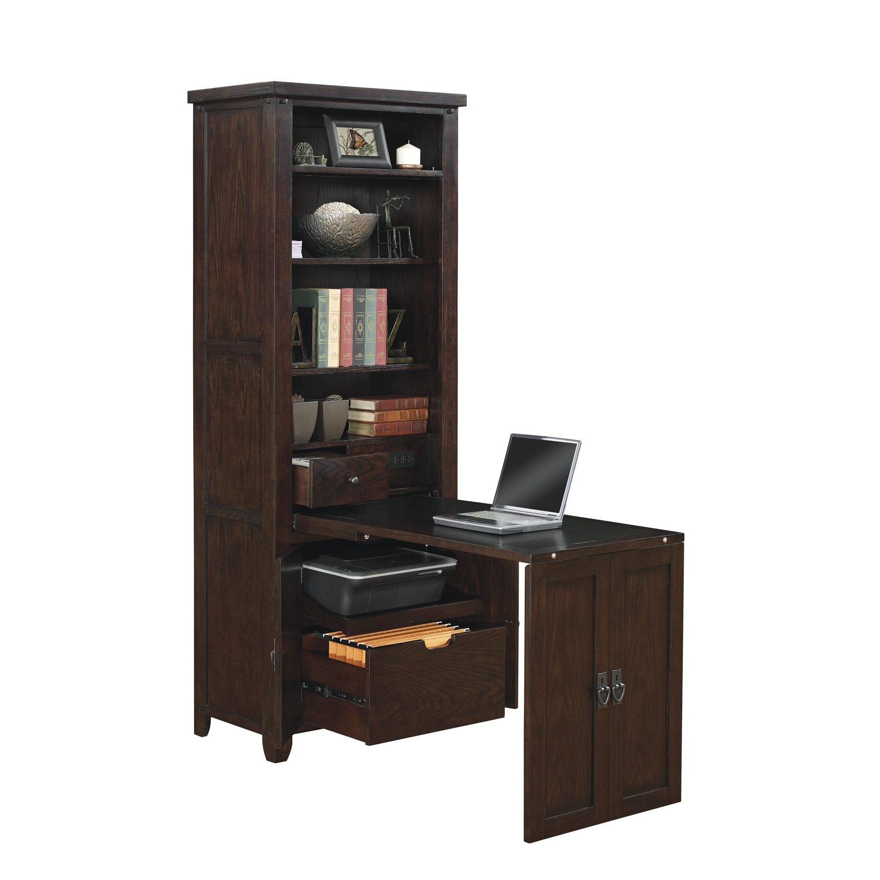 Tresanti Murphy Armoire Desk & Reviews | Wayfair