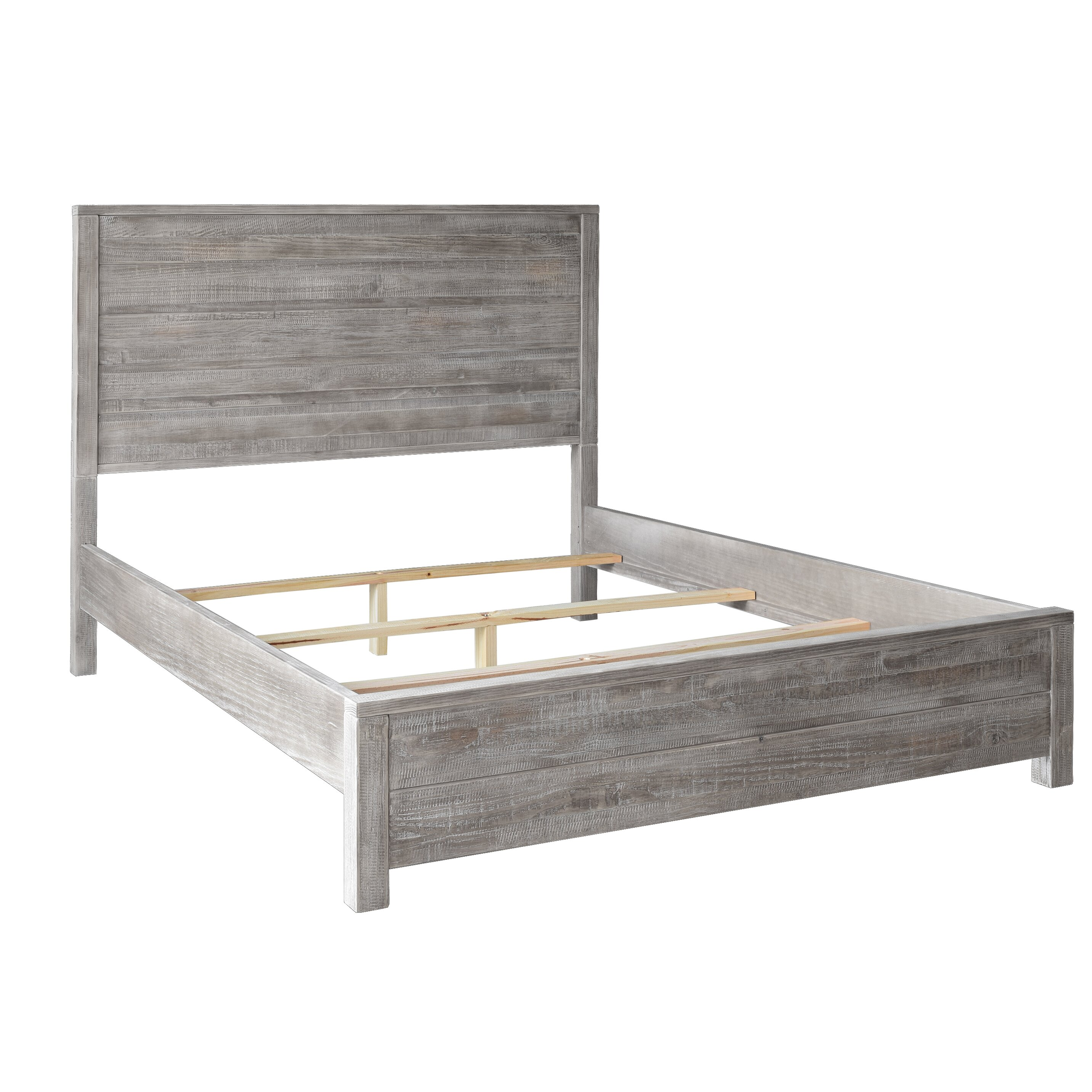 Mckenzie Bedroom Furniture Grain Wood Furniture Montauk Platform Bed Reviews Wayfair