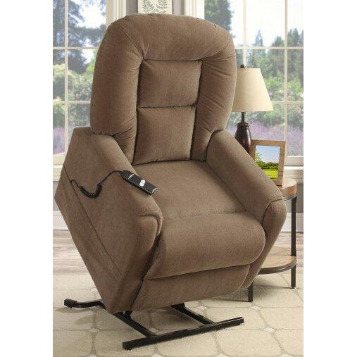 PRI Medium Infinite Position Lift Chair with MotorReviewsWayfair