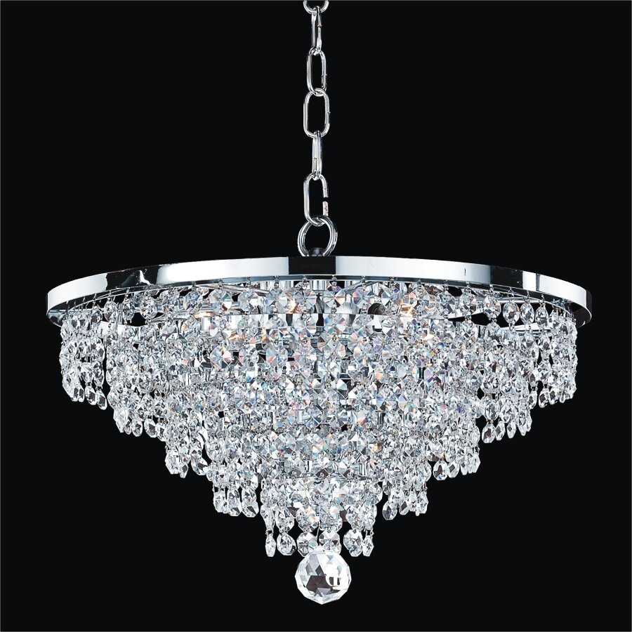 Crystal Chandeliers Youll Love – Black Chandelier with Crystals