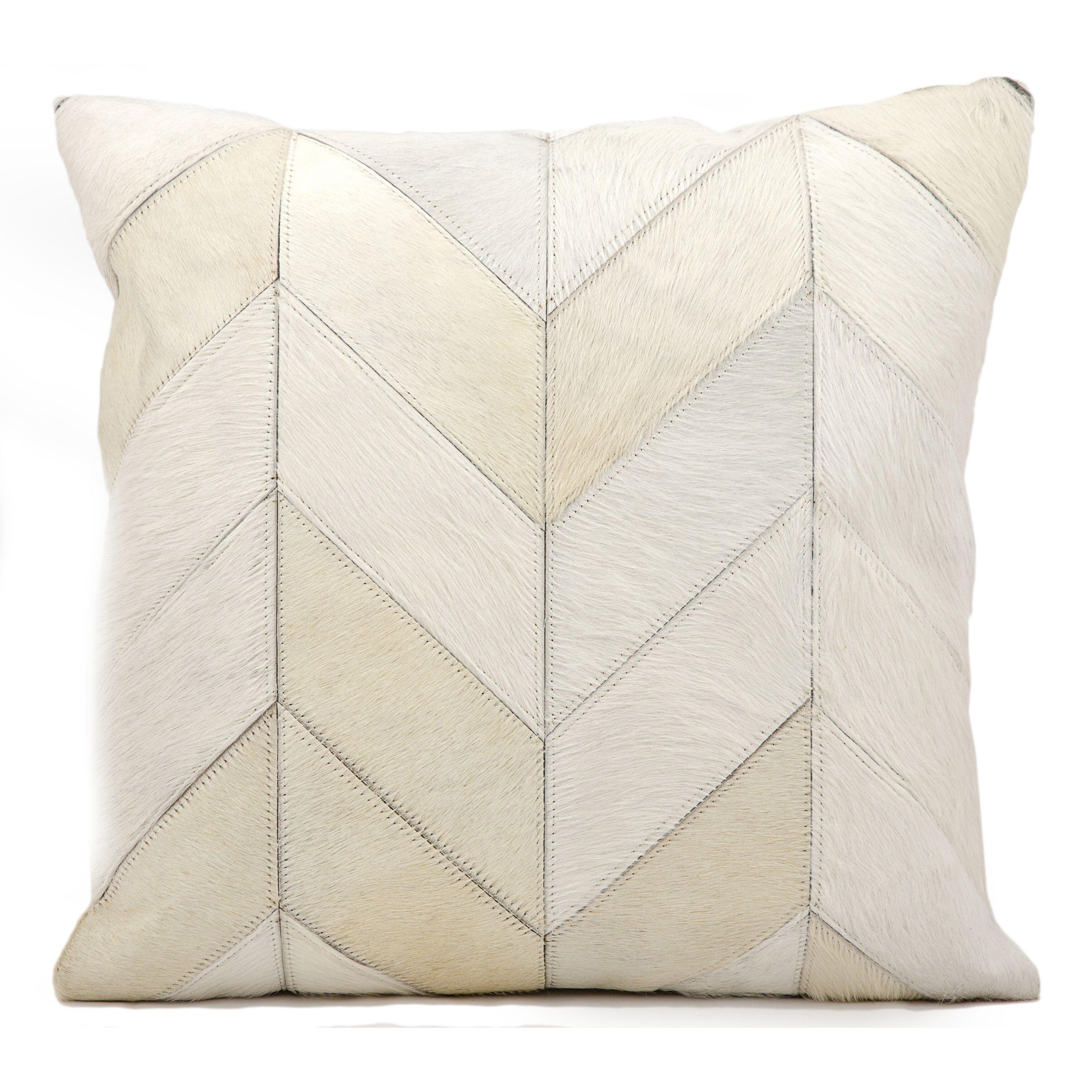 Kathy Ireland Home Gallery Heritage Leather Throw Pillow & Reviews ... - Kathy Ireland Home Gallery Heritage Leather Throw Pillow