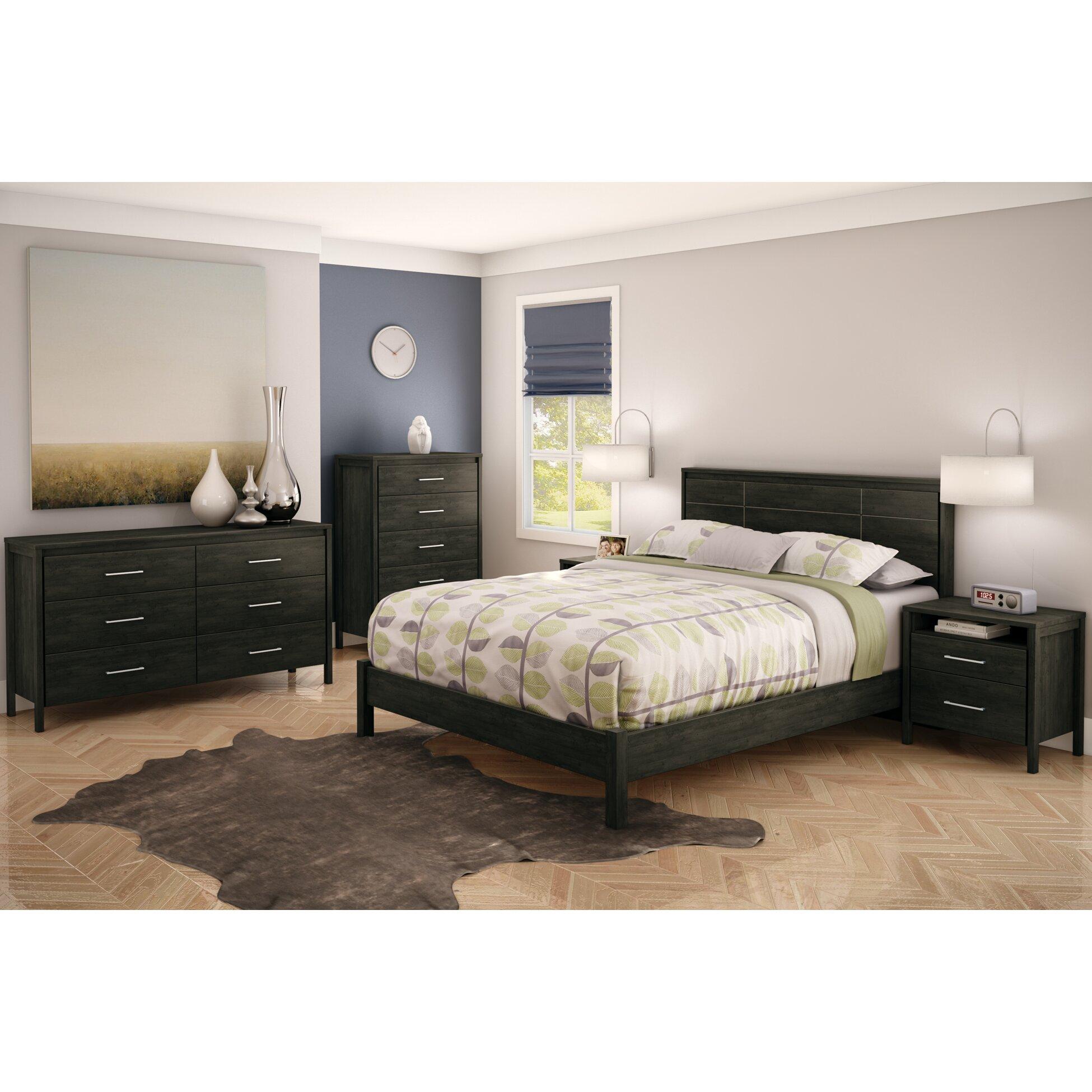 Ash Wood Bedroom Furniture Modern Contemporary Bedroom Sets Allmodern