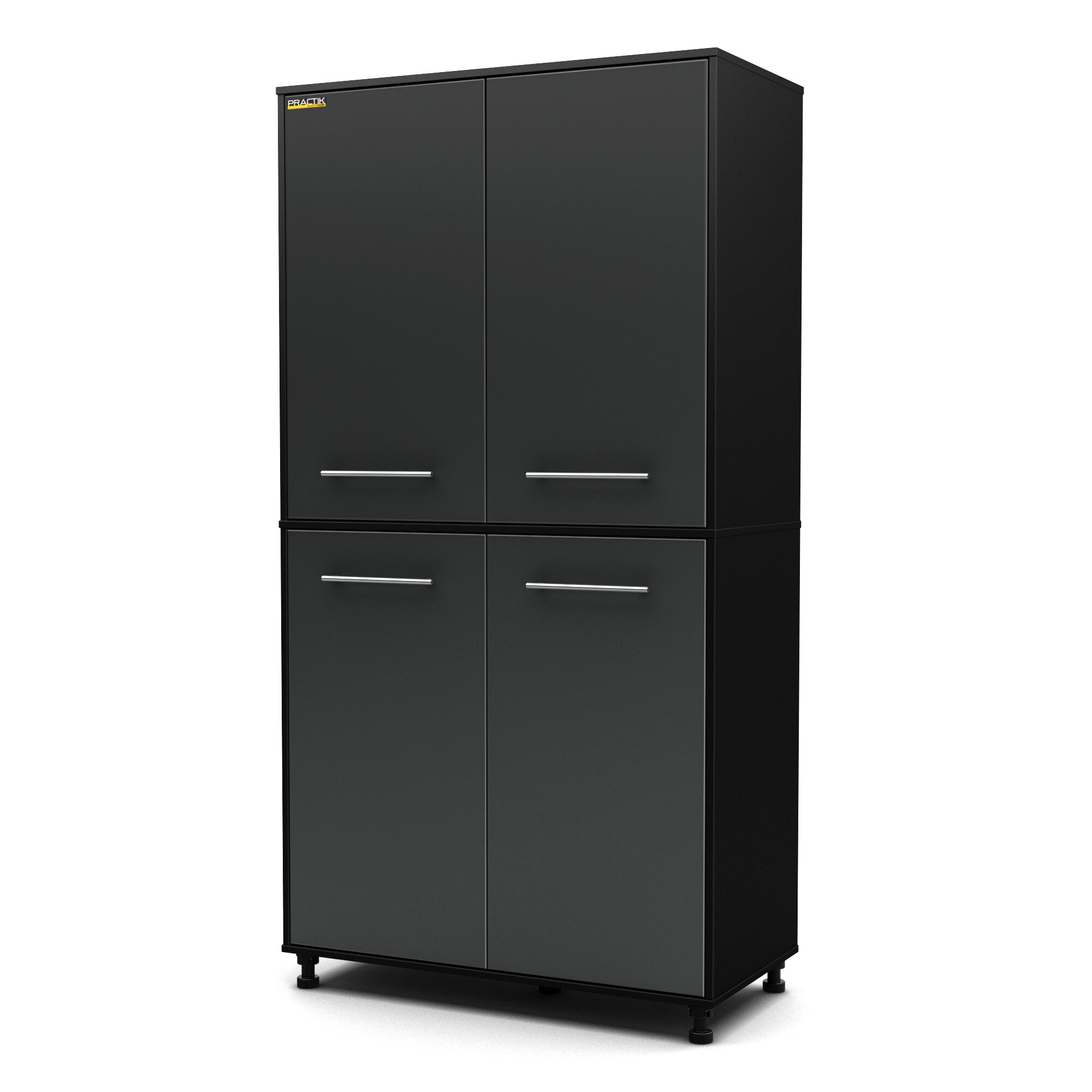 Resin Utility Cabinet South Shore Karbon 76 H X 395 W X 195 D Storage Cabinet