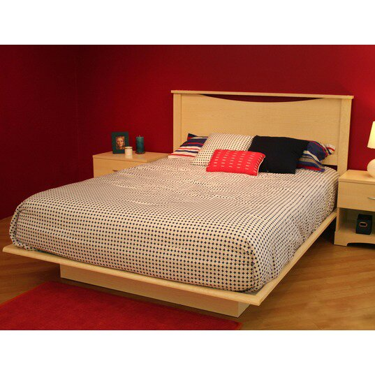 south shore copley platform bed