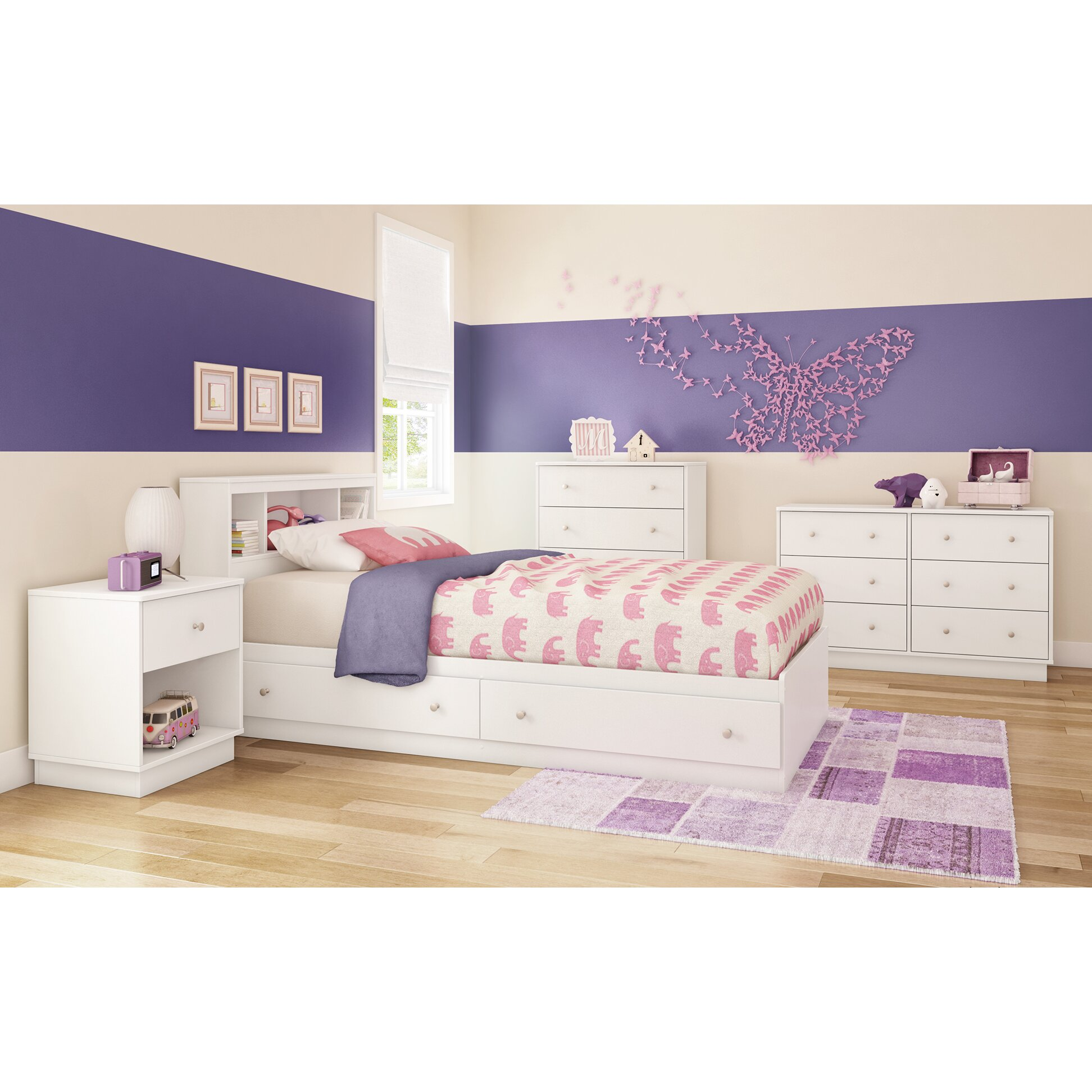 Bedroom Furniture Standard Kids 39 Bedroom Sets South Shore SKU
