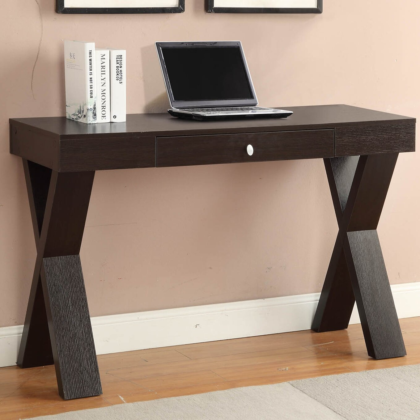 Convenience Concepts Newport Writing Desk & Reviews