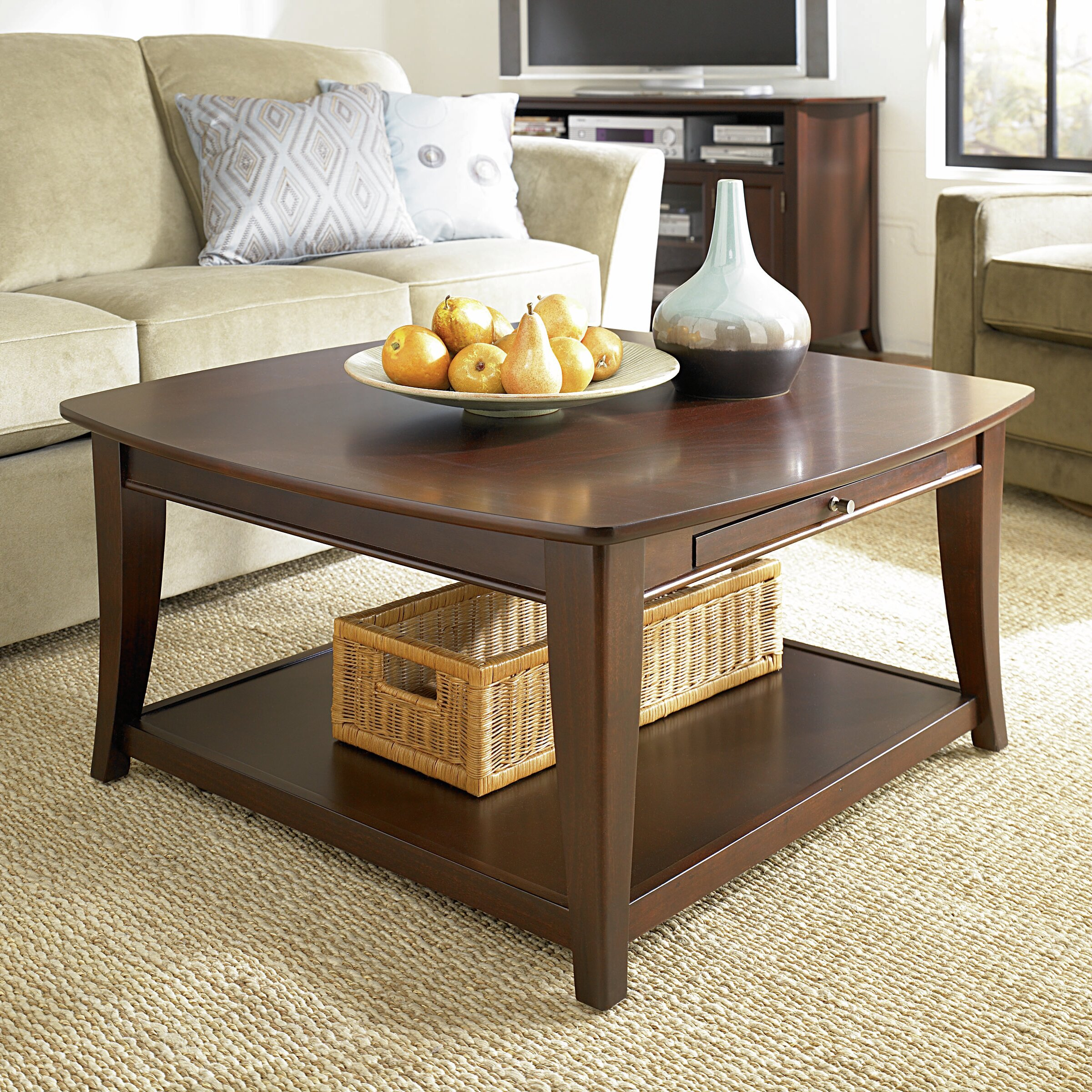 Hammary Enclave Coffee Table Reviews Wayfair