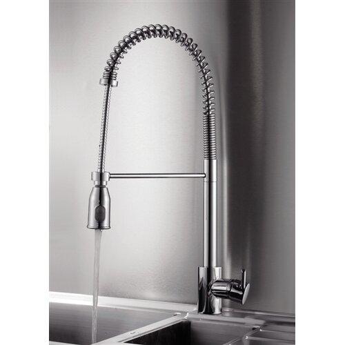 """Kitchen Sink 19 X 33: Ruvati 33.75"""" X 19.13"""" Kitchen Sink With Faucet"""