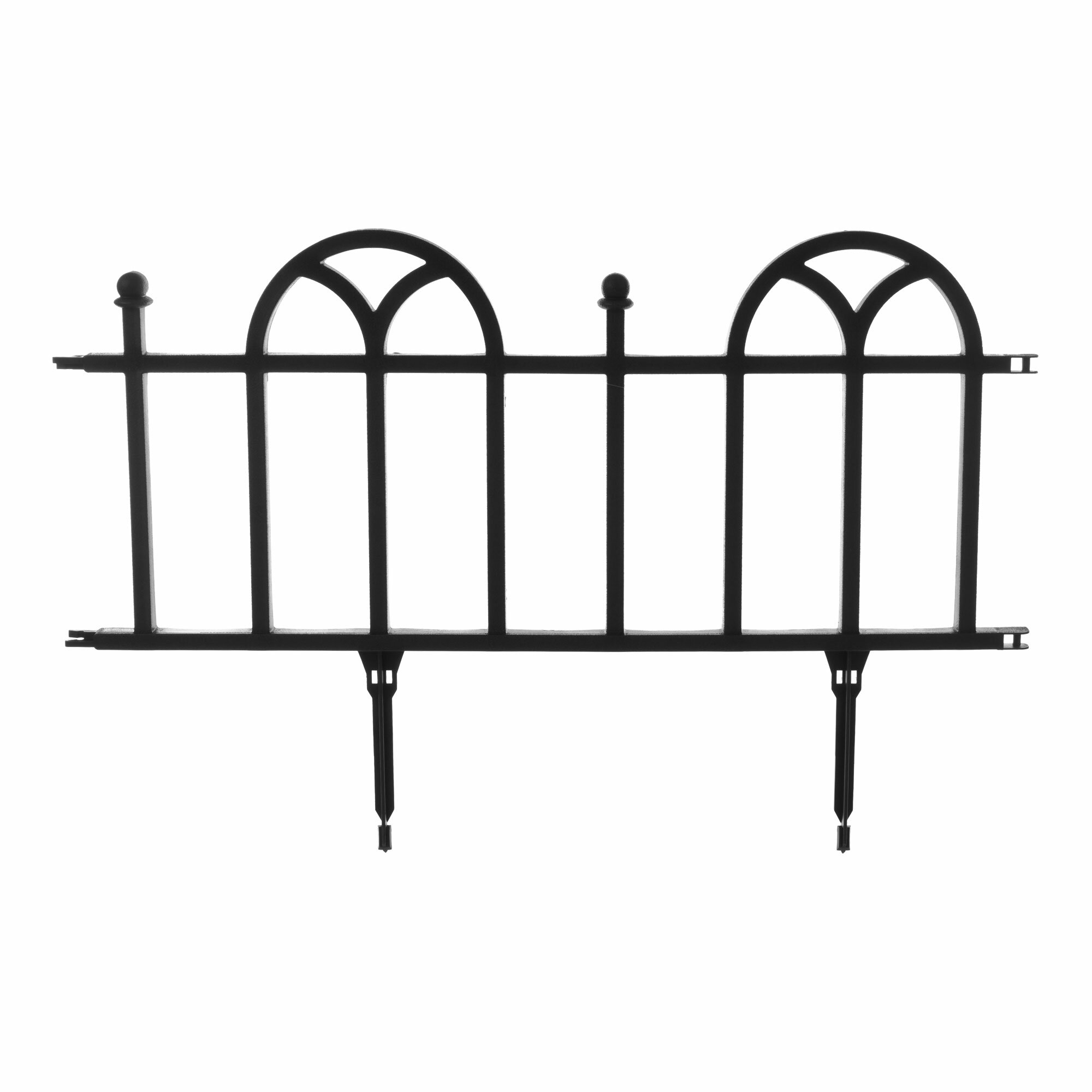 Pure Garden Victorian Garden Border Fencing Reviews Wayfair