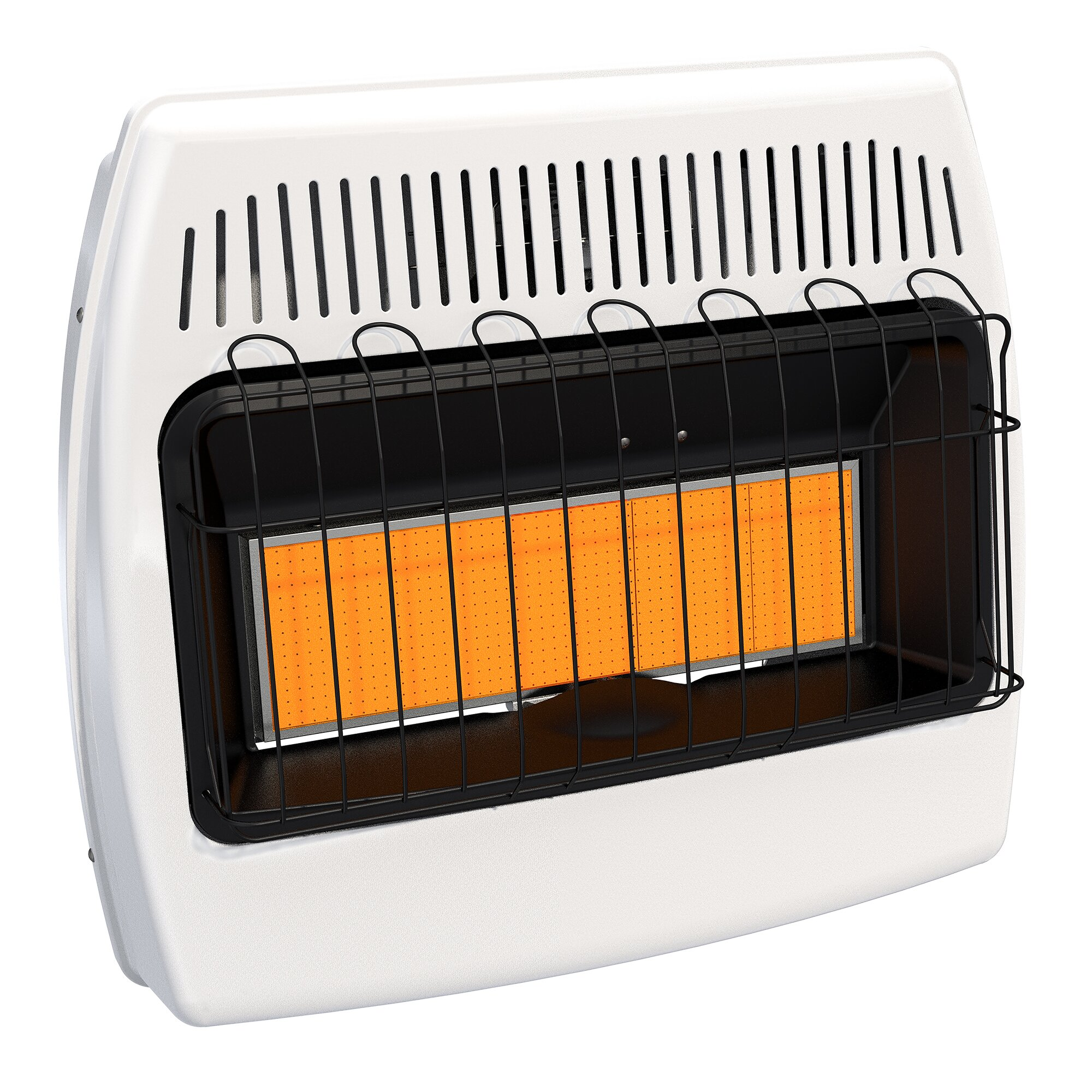 Natural gas wall mount fireplaces - Dyna Glo 30 000 Btu Wall Mounted Natural Gas Manual Vent Free Heater