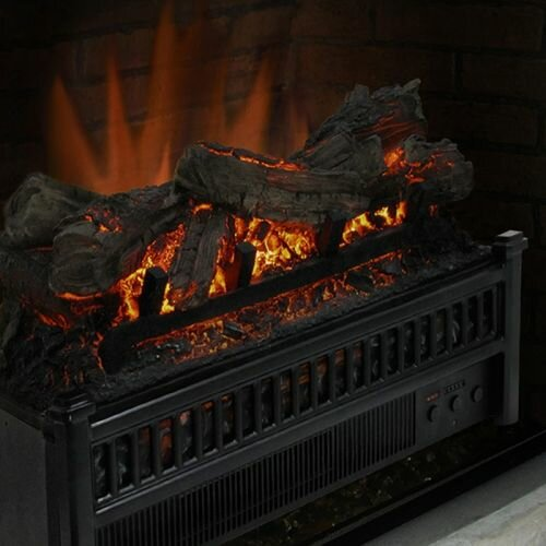 Pleasant Hearth Electric Fireplace Log Heater - Pleasant Hearth Electric Fireplace Log Heater & Reviews Wayfair