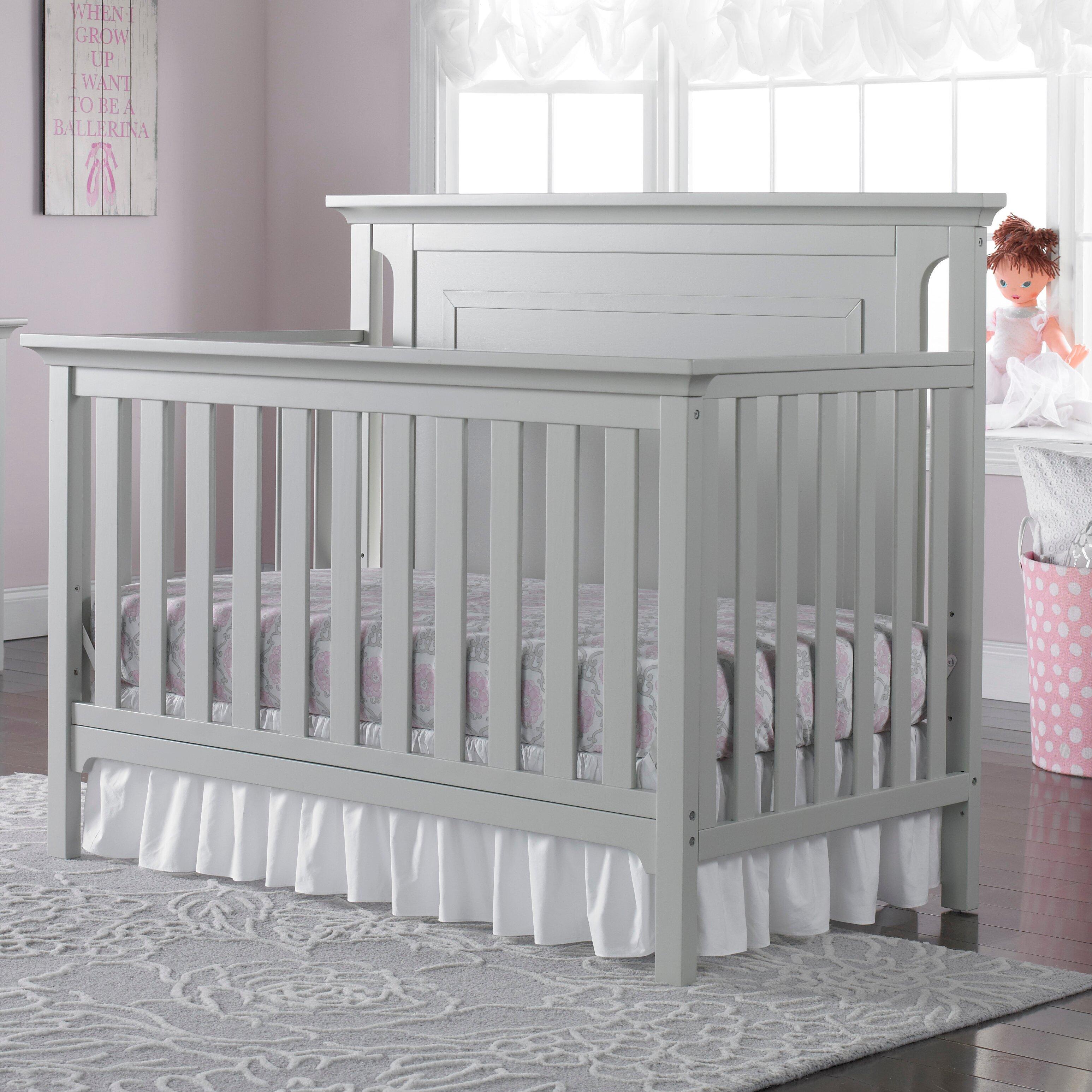 Emma iron crib for sale - Ti Amo Carino 4 In 1 Convertible Crib