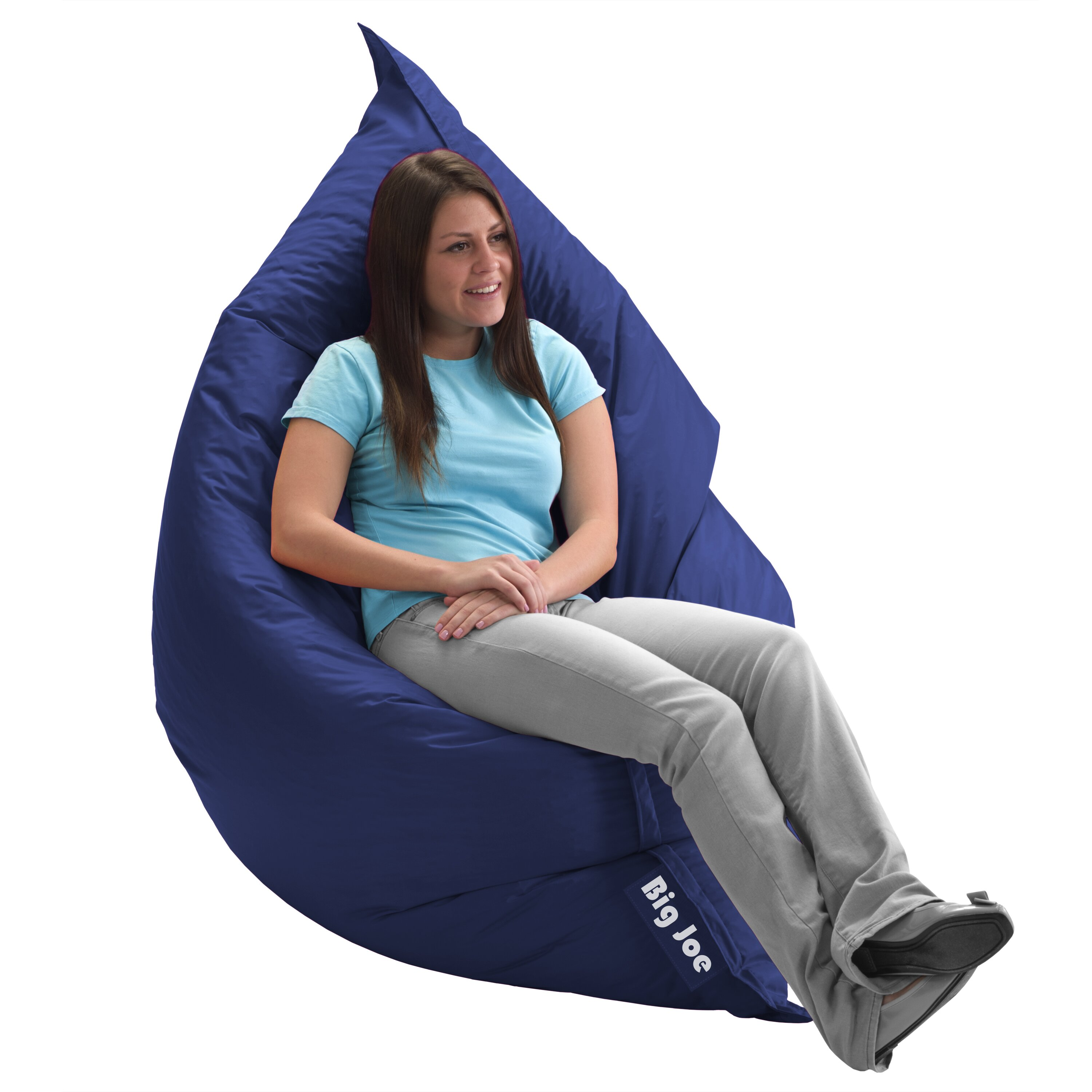 Comfort Research Big Joe Bean Bag Chair Amp Reviews Wayfair