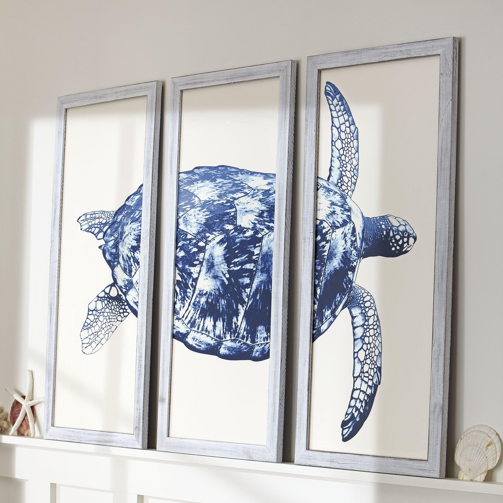 Sea Turtle Bathroom Accessories