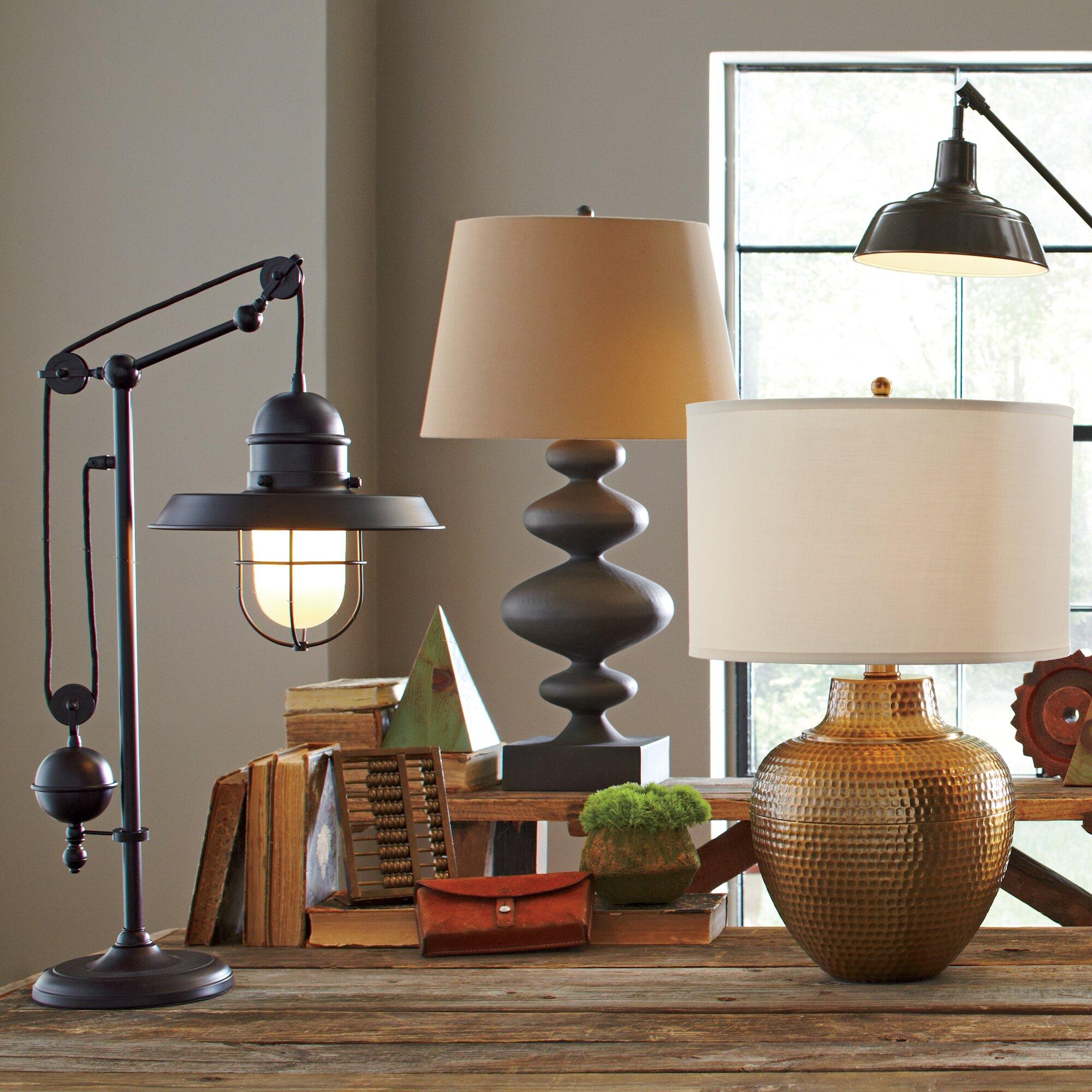 Birch Lane Robertson Table Lamp Amp Reviews Birch Lane