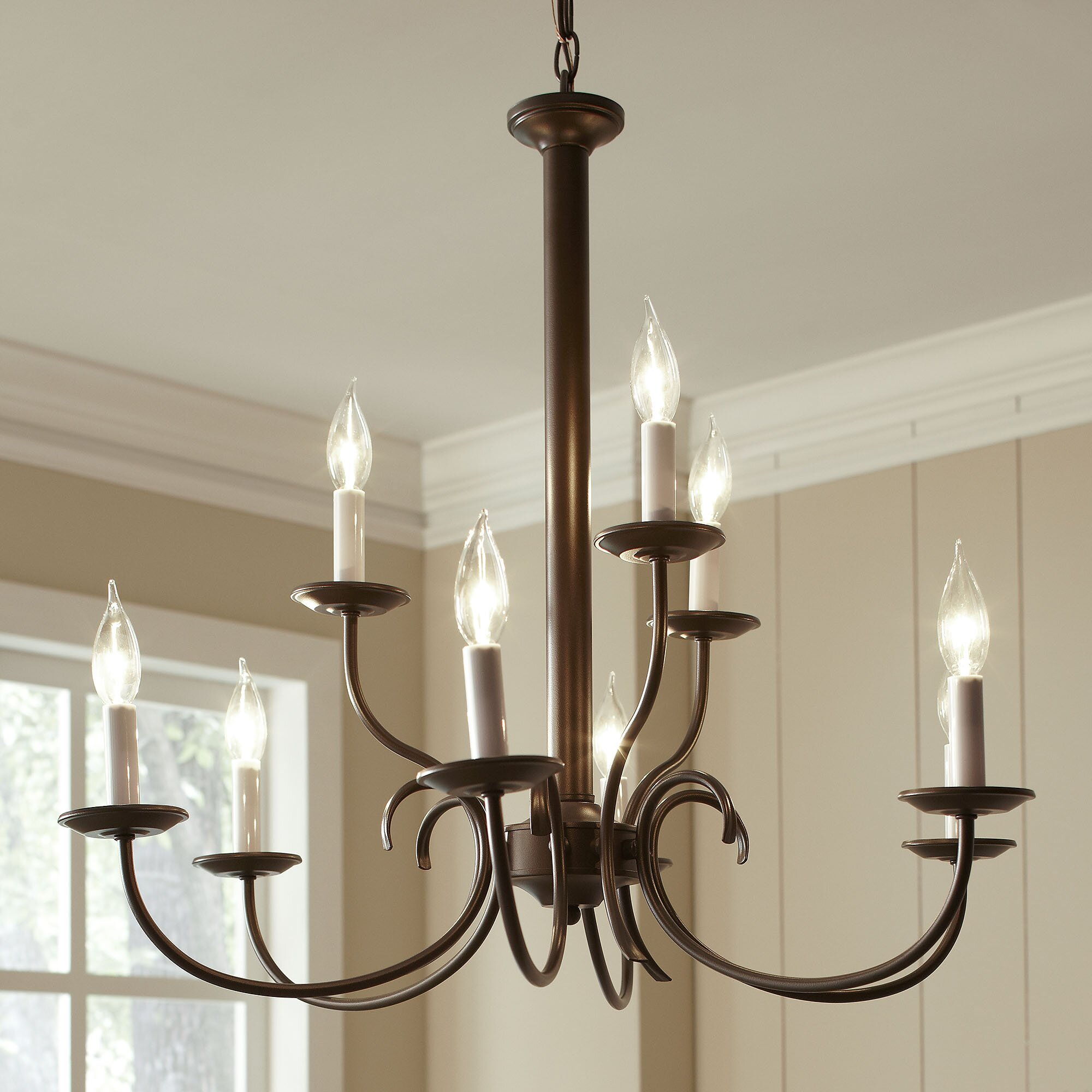 Bronze Chandeliers Youll Love – Mini Crystal Chandelier Under 100