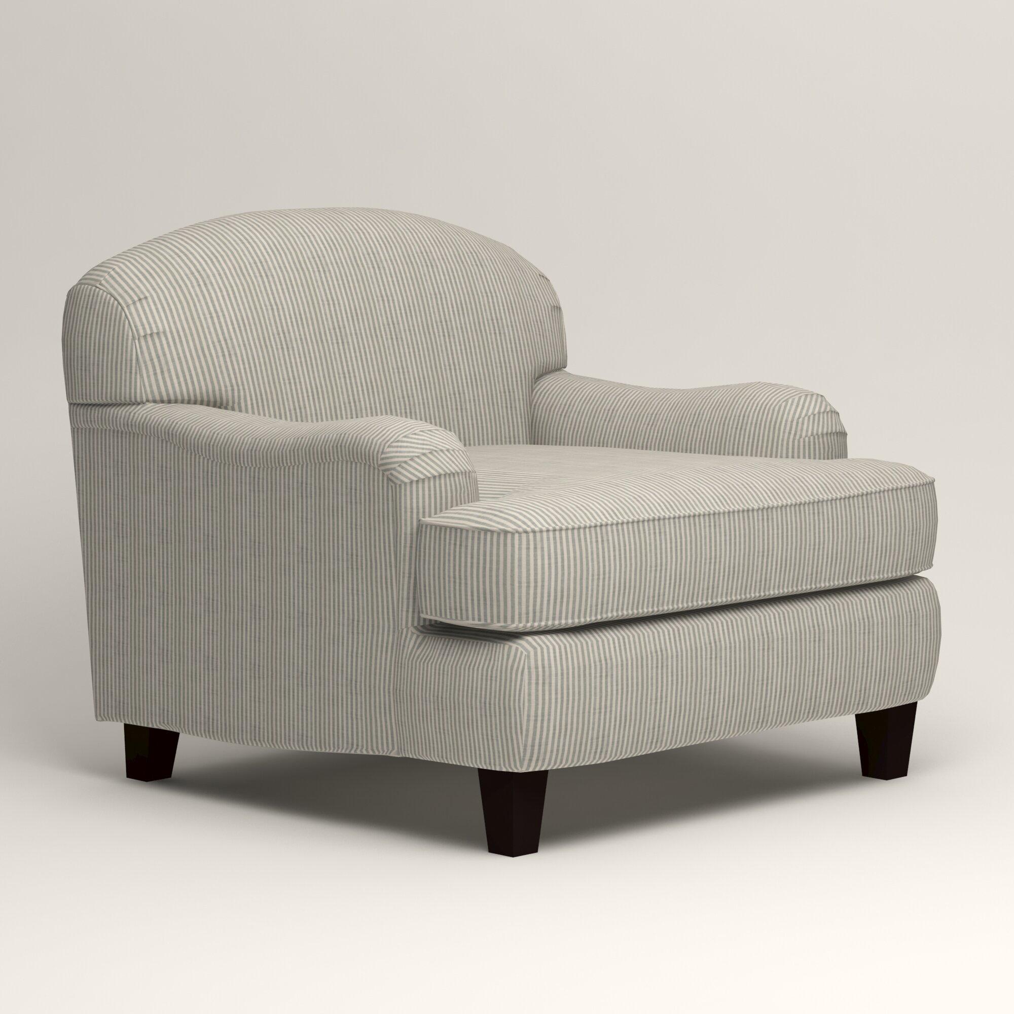 Birch Lane Cheshire Club Chair And A Half Amp Reviews