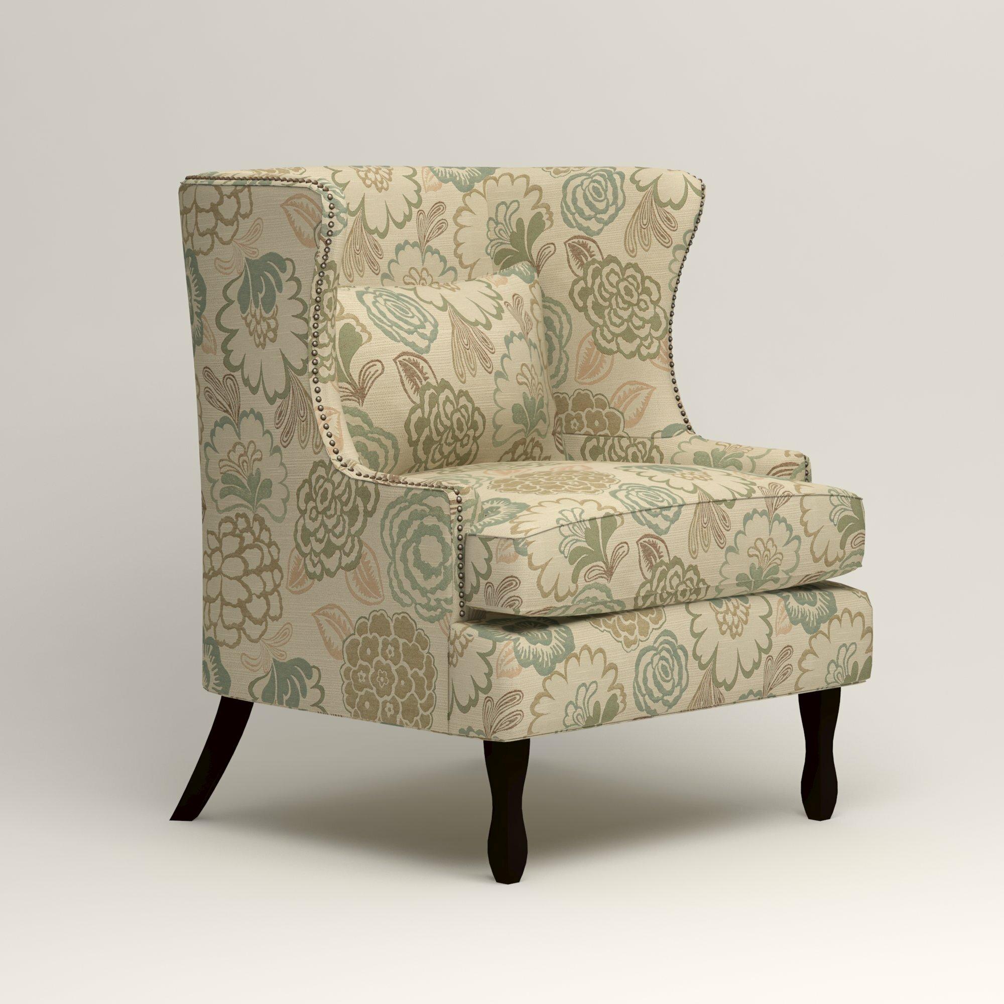 Birch Lane Solomon Wingback Chair Reviews Wayfair