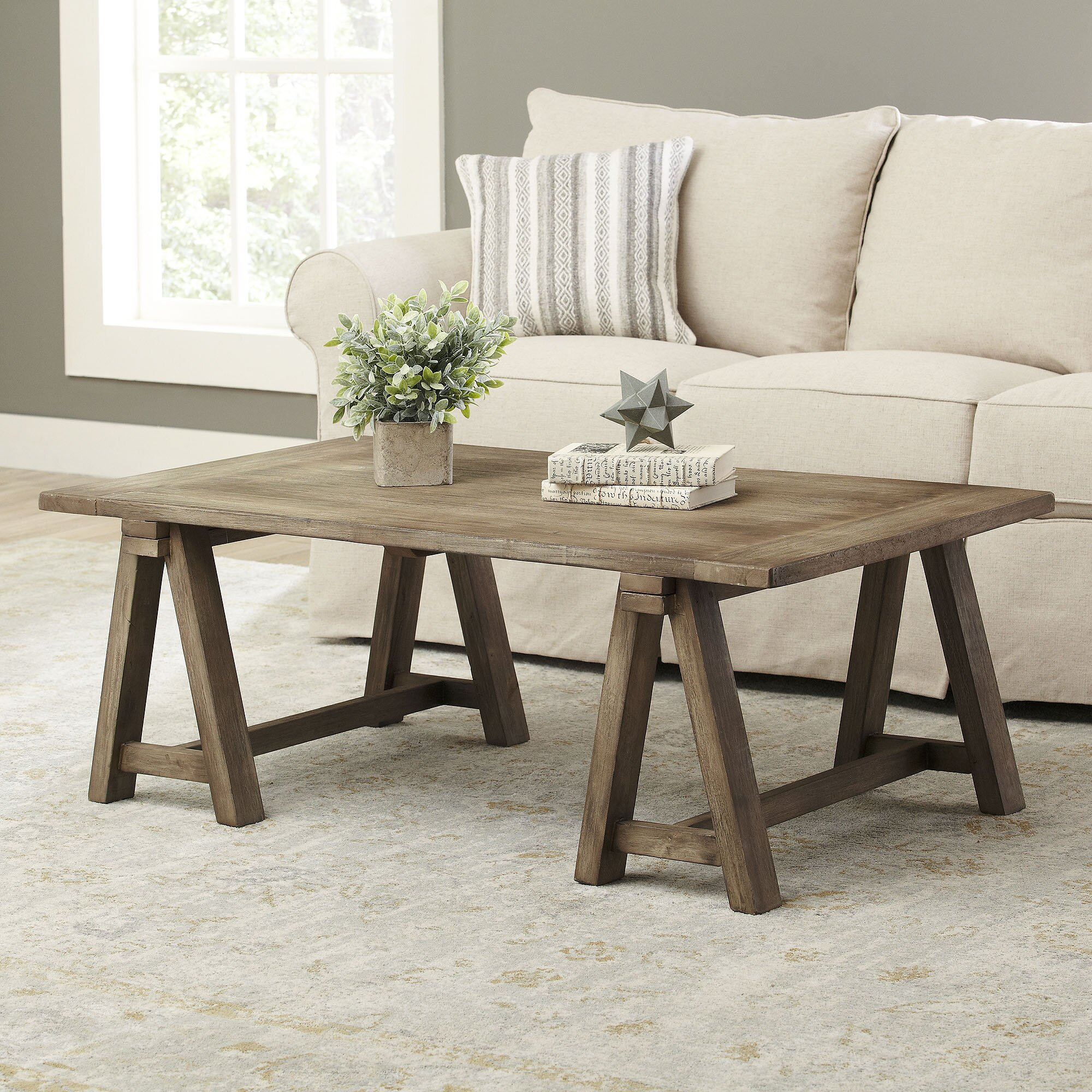 Birch Lane Butler Coffee Table & Reviews