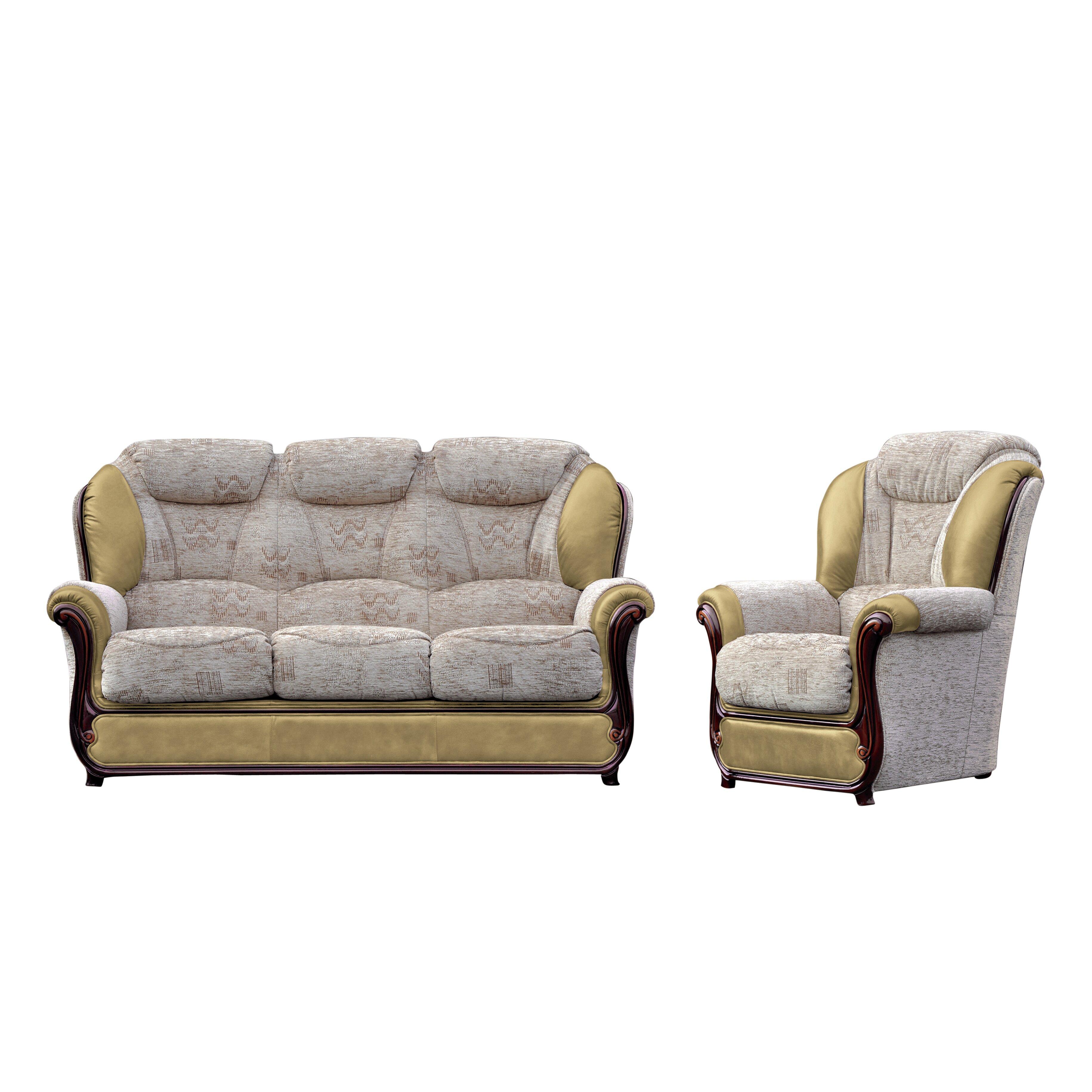 Maxi Comfort Collection Texas Sofa Set