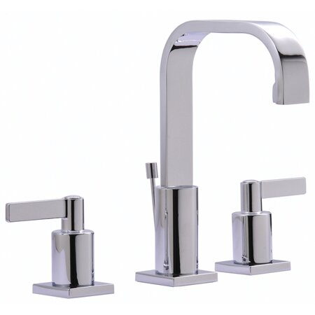 Kingston Brass Continental Double Handle Widespread Bathroom ...