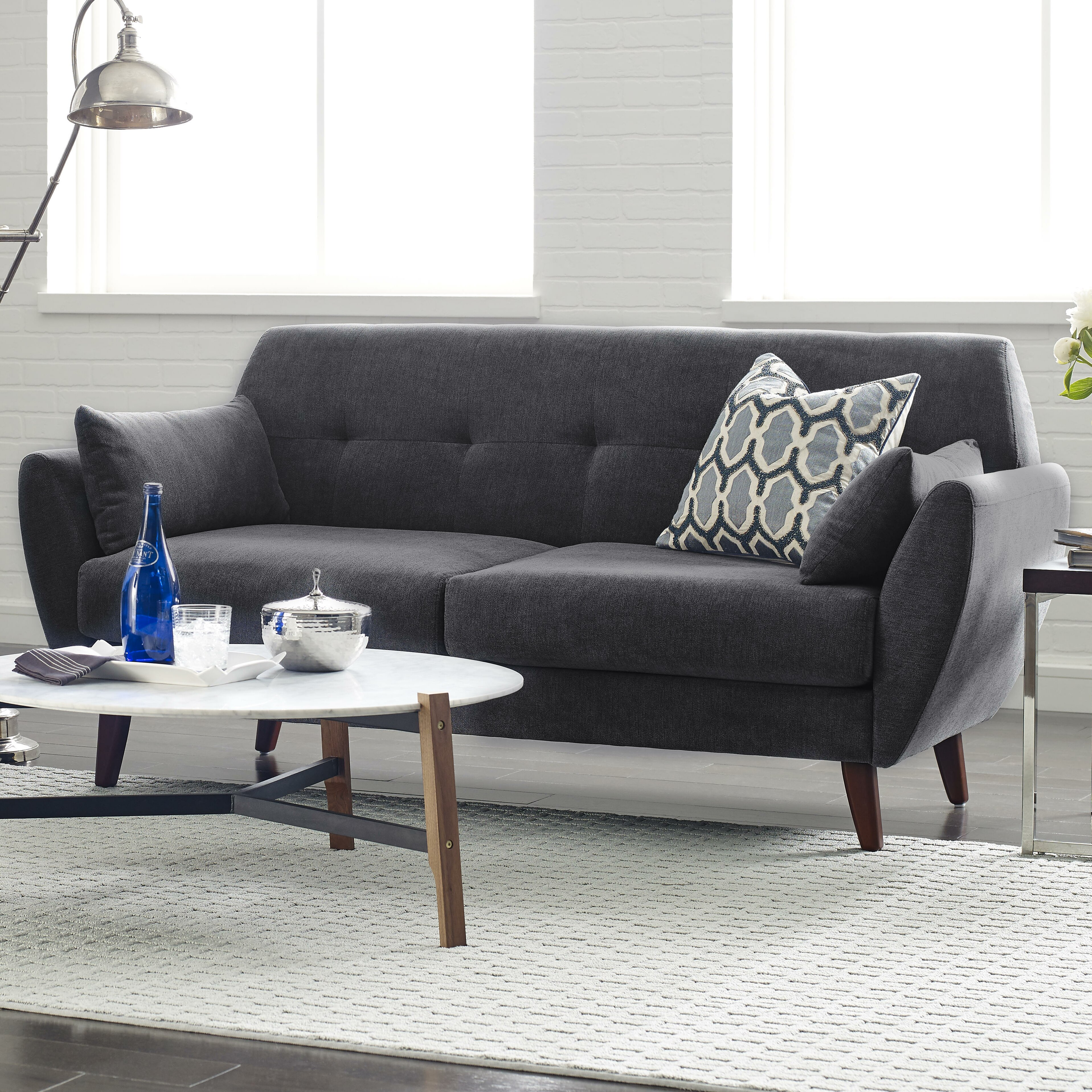 Serta Living Room Furniture Serta At Home Artesia Living Room Collection Reviews Wayfair