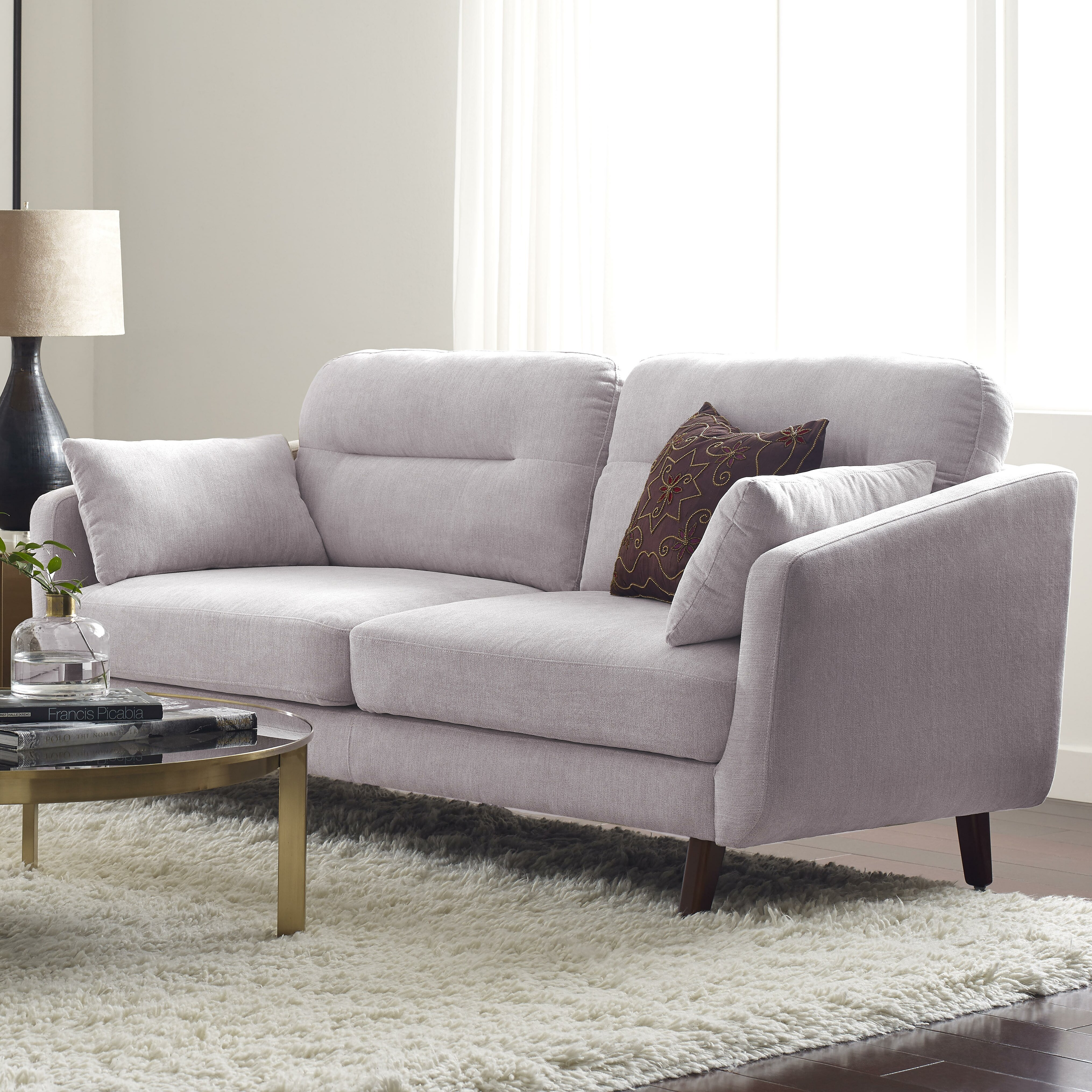 Serta Living Room Furniture Serta At Home Sierra Living Room Collection Reviews Wayfair