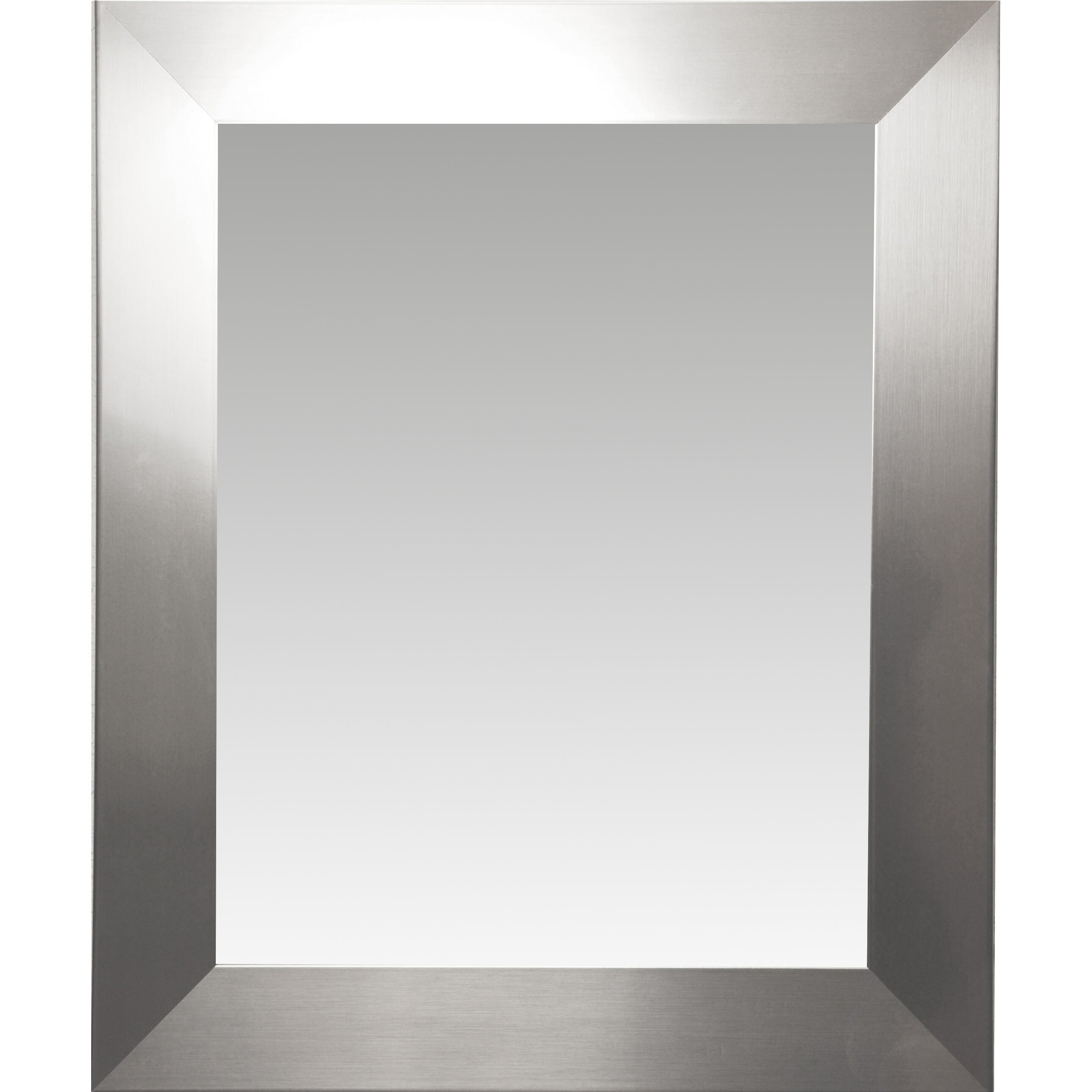 Mirrors in the wall