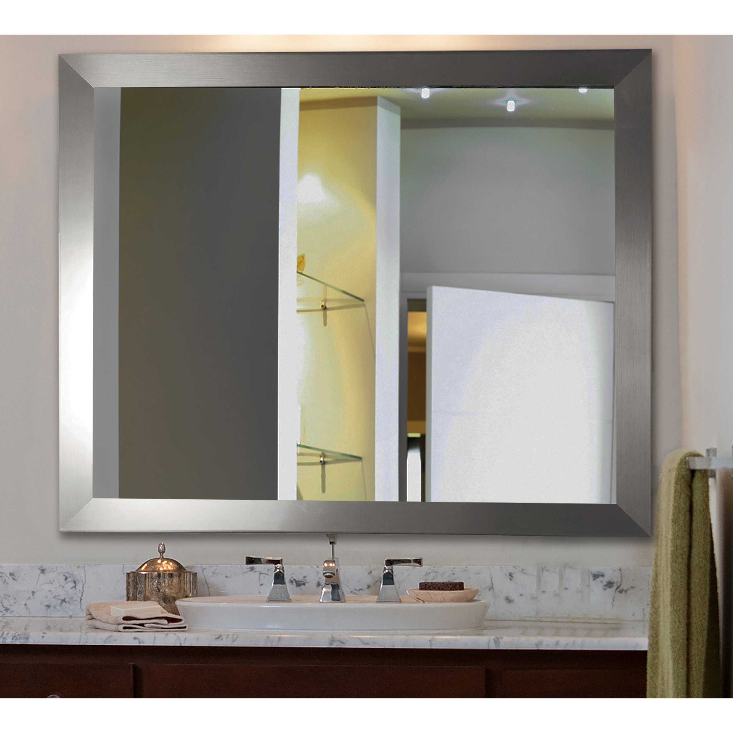 Wayfair Wall Mirrors wayfair bathroom mirrors ~ dact